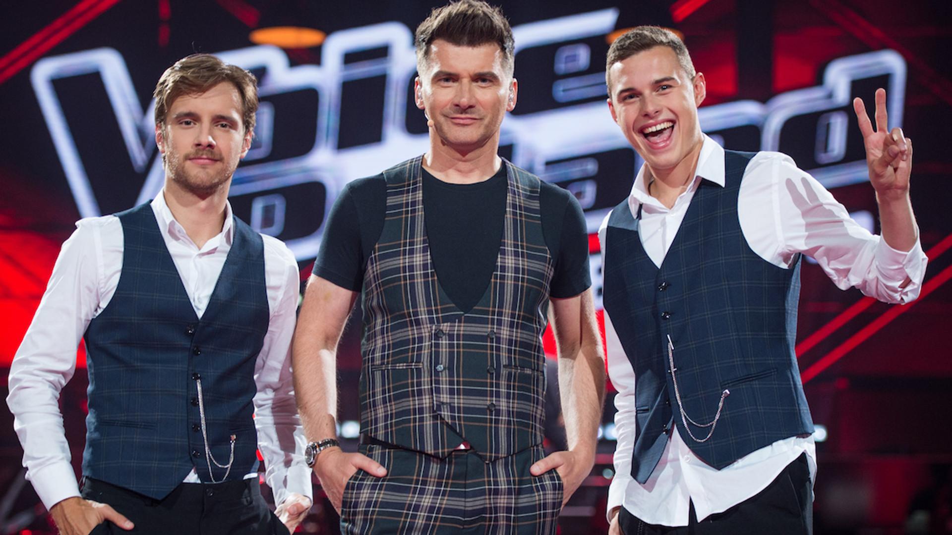 Serialowy brat Musiała z Rodzinki.pl dołącza do ekipy The Voice