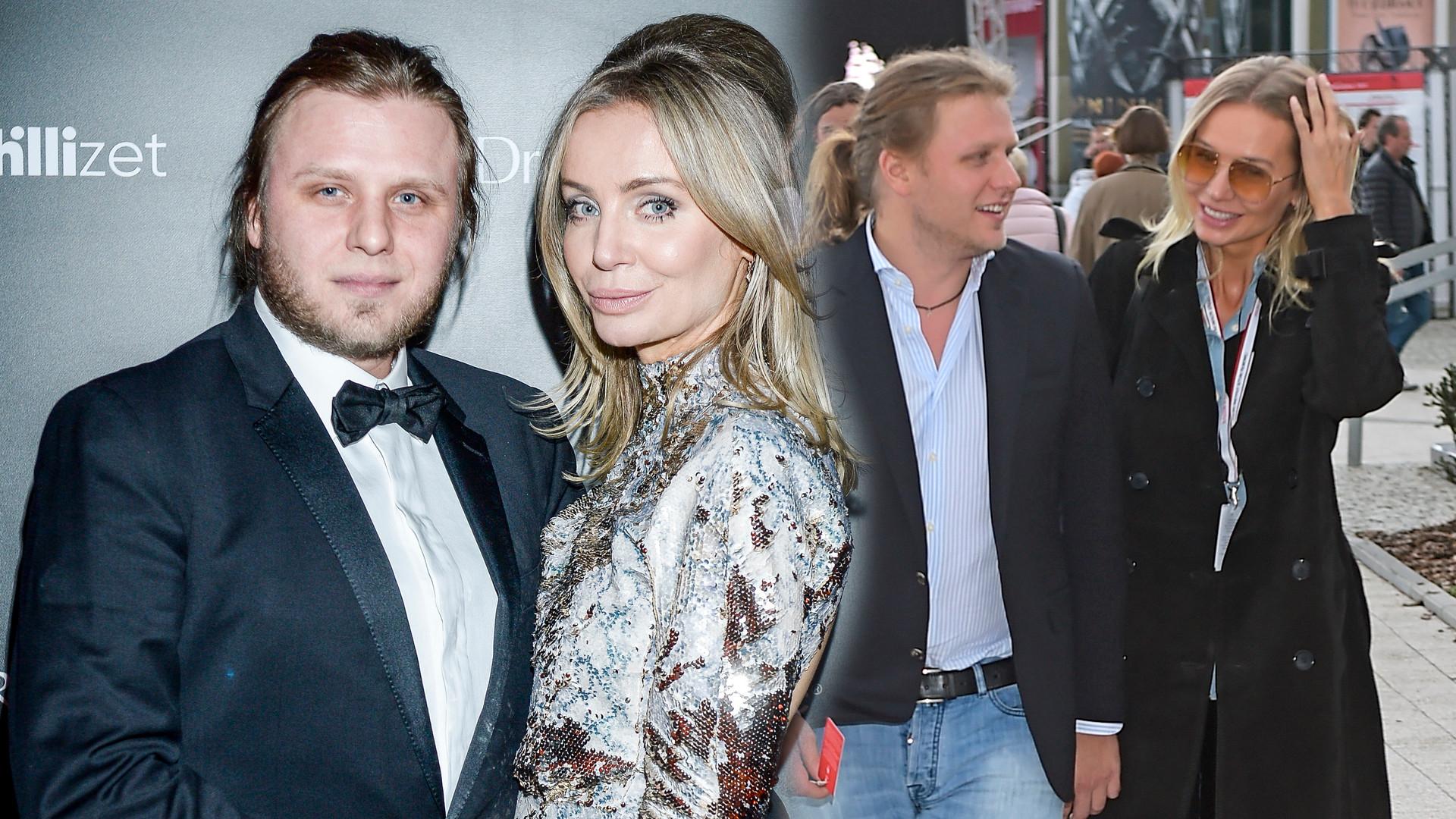 Piotr Woźniak-Starak i Agnieszka Woźniak-Starak za tydzień mieli świętować rocznicę ślubu