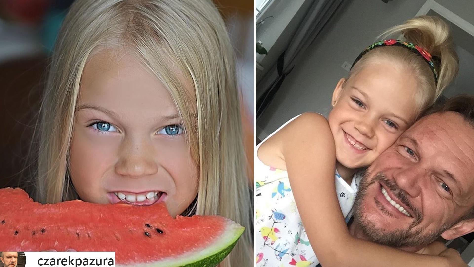 Córka Edyty i Czarka Pazurów, 10-letnia Amelka ma NOWĄ, modną fryzurę