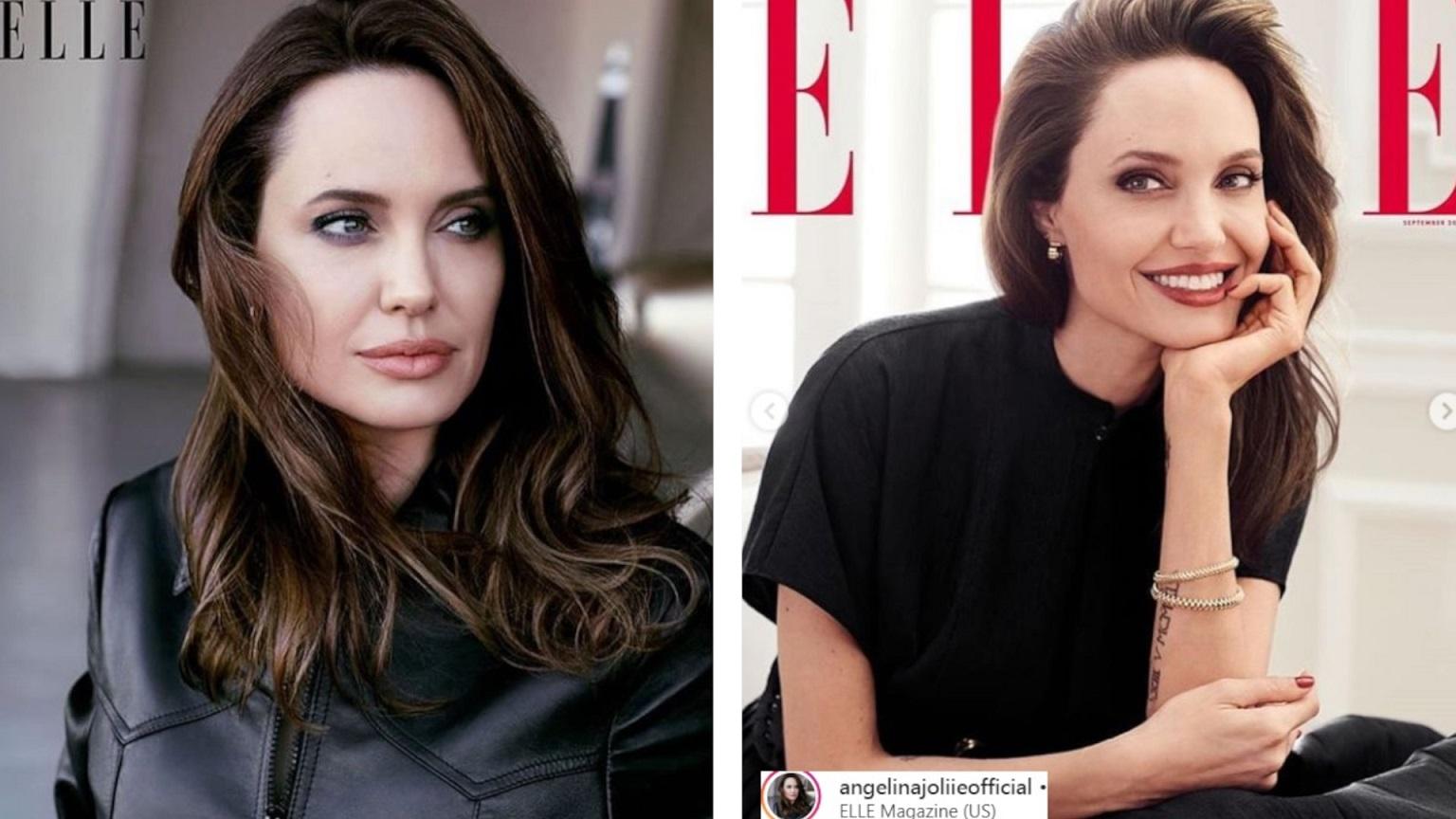 Angelina Jolie przed obiektywem polskiego fotografa (ZDJĘCIA)
