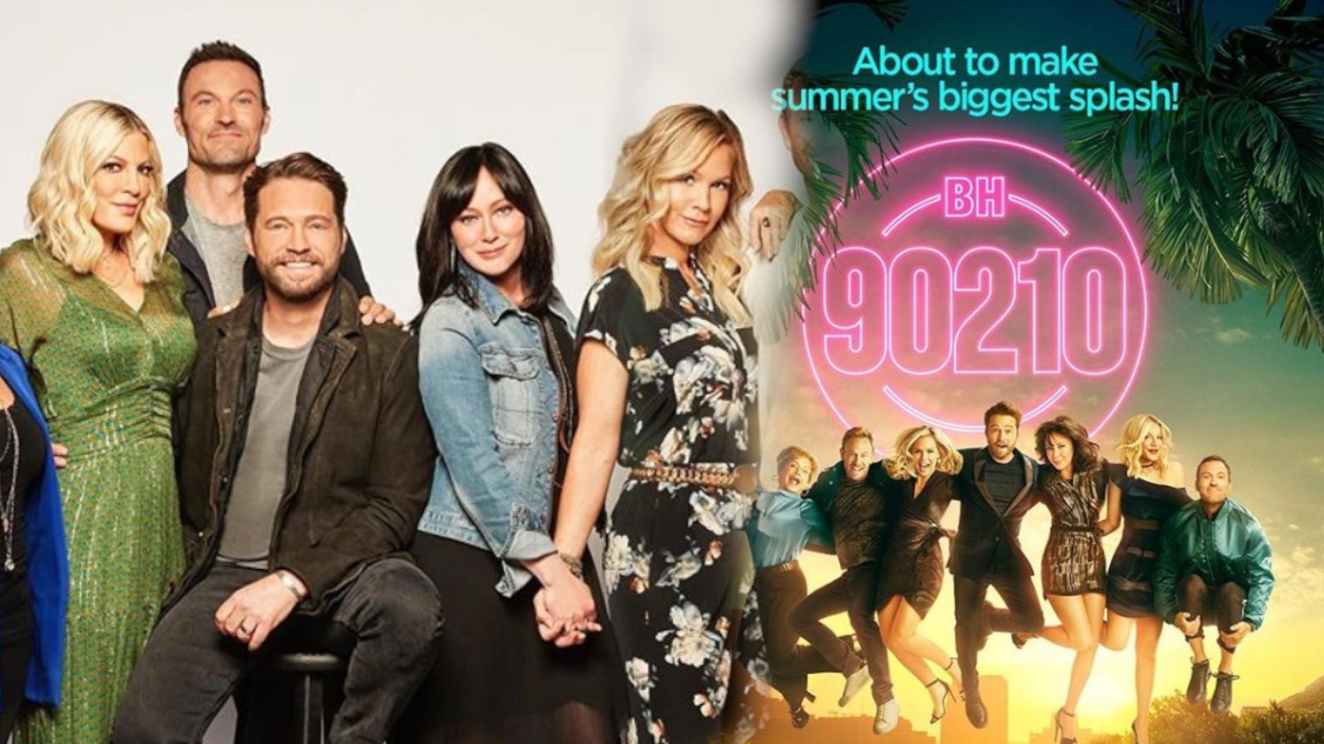 """JUŻ JEST! Czołówka serialu """"BEVERLY HILLS, 90210"""""""