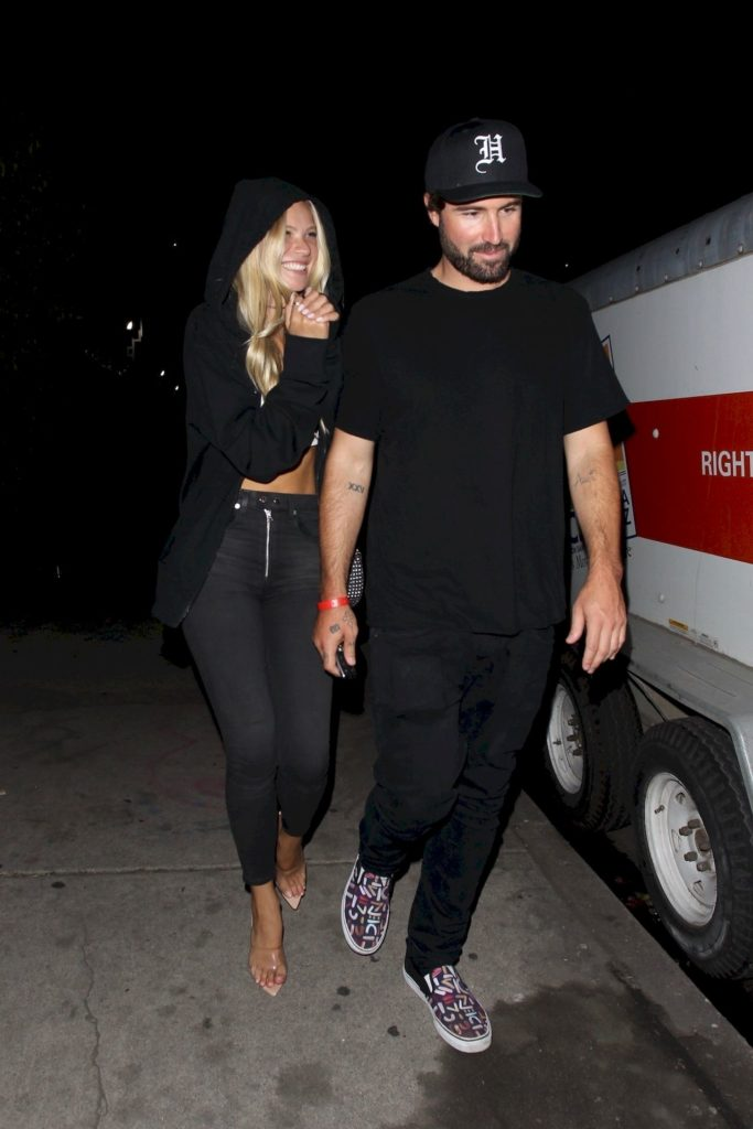 Brody Jenner i Josie Canseco