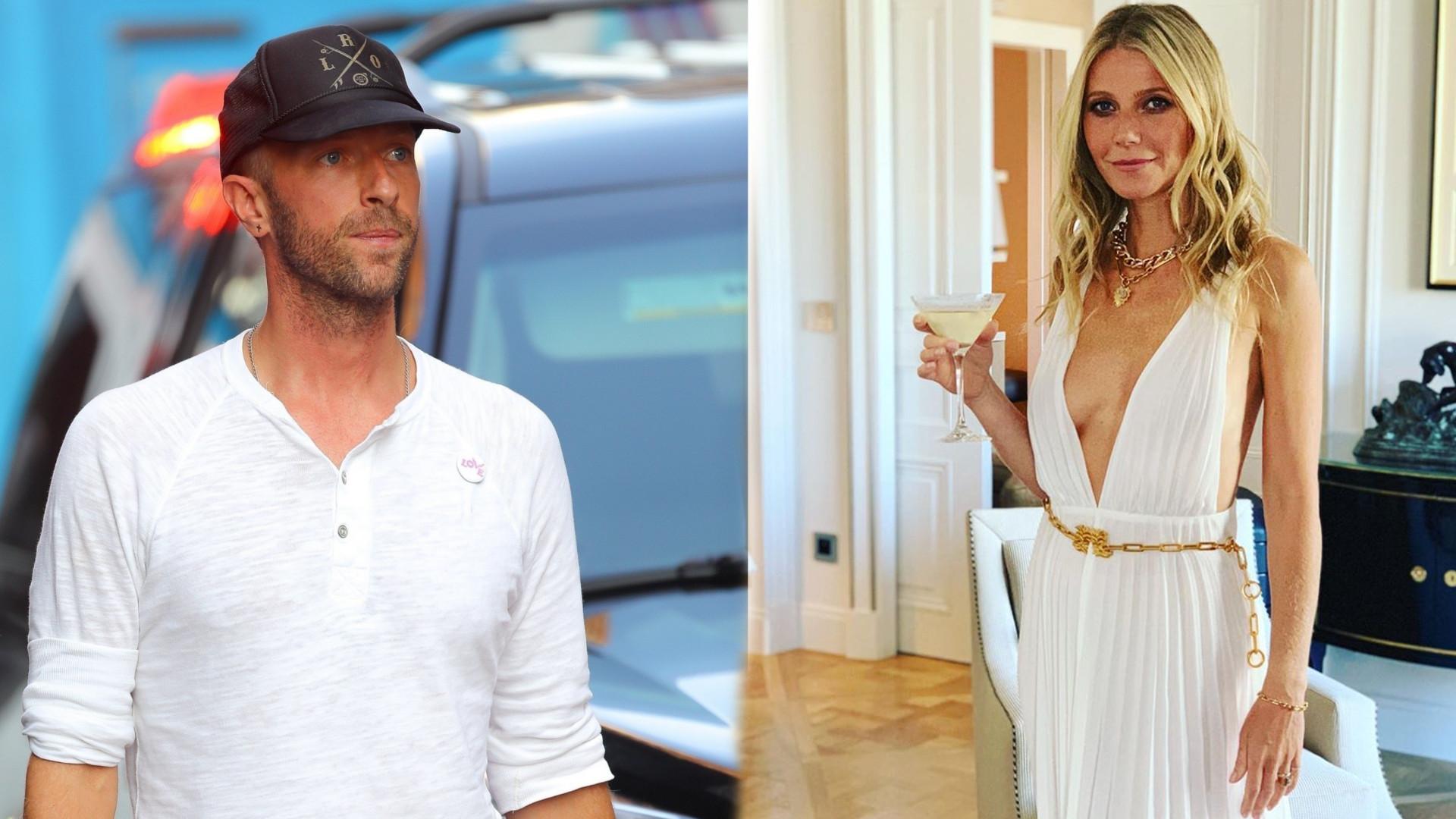 To DZIWNE czy normalne? Gwyneth Paltrow naprawia związek byłego męża z Dakotą Johnson
