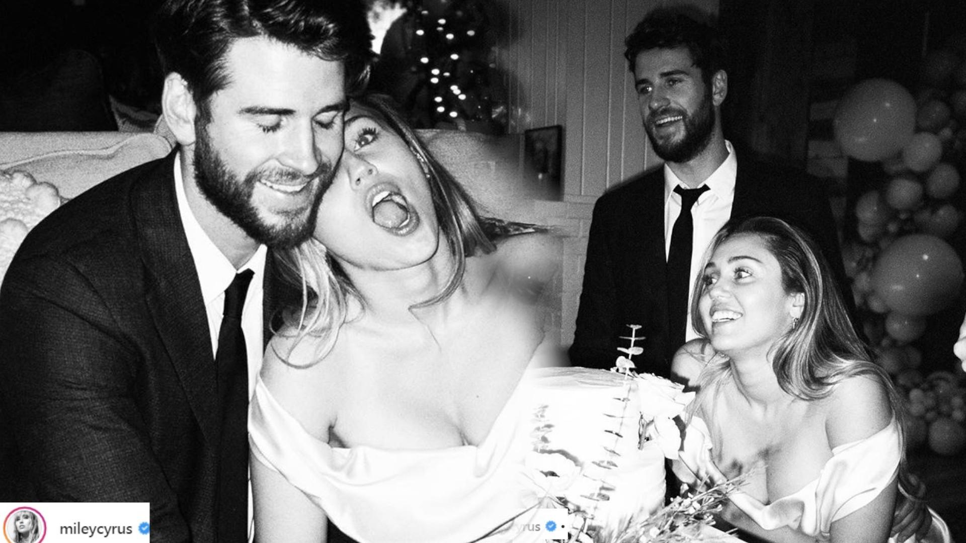 To nie PLOTKI. Miley Cyrus i Liam Hemsworth rozstali się!