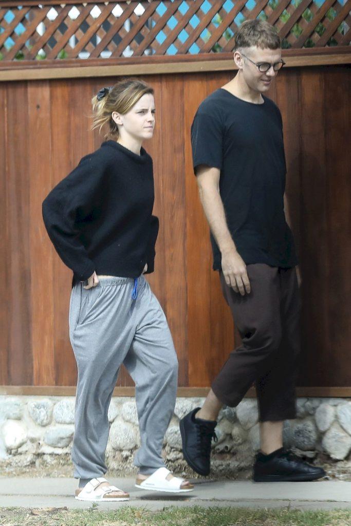 Emma Watson bez makijażu