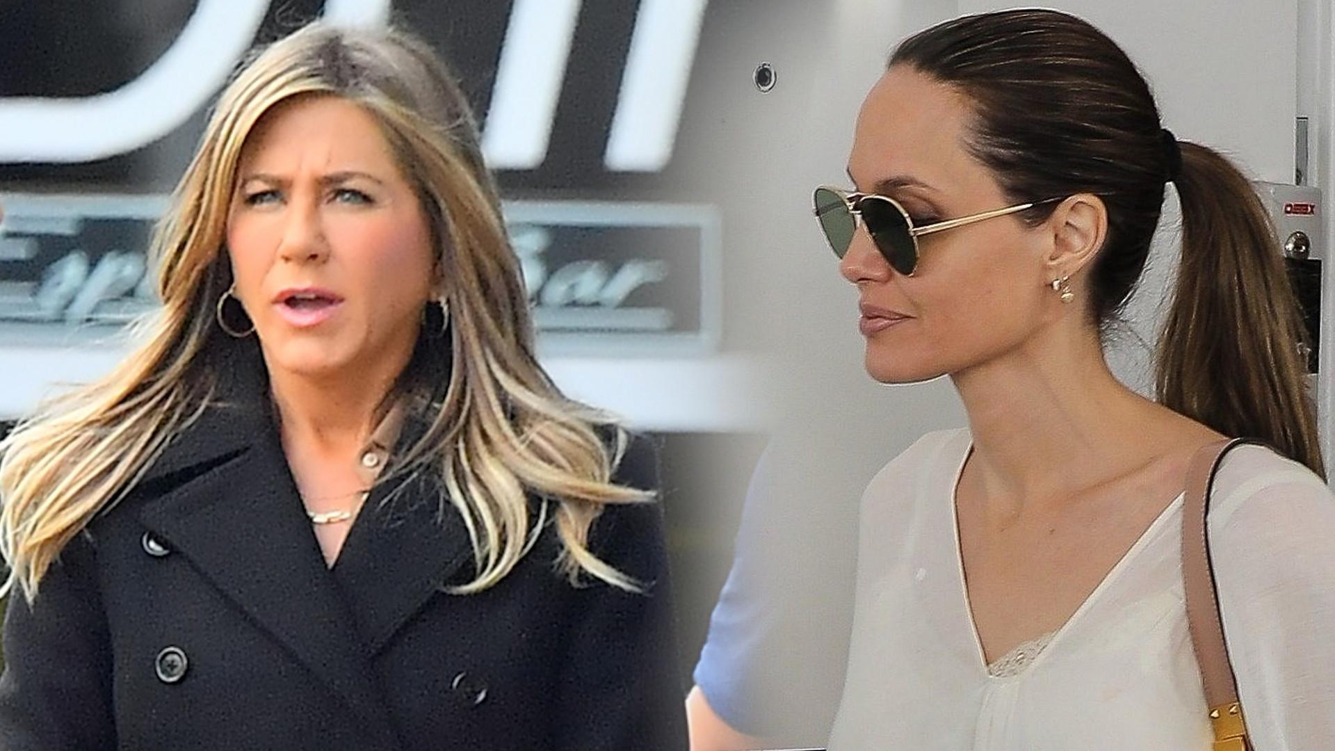 Angelina Jolie nie może znieść tego, jak wygląda teraz życie Jennifer Aniston