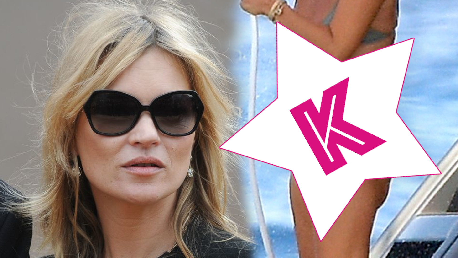 Kate Moss już nie wygląda jak modelka? Chyba trochę się jej przytyło (ZDJĘCIA)