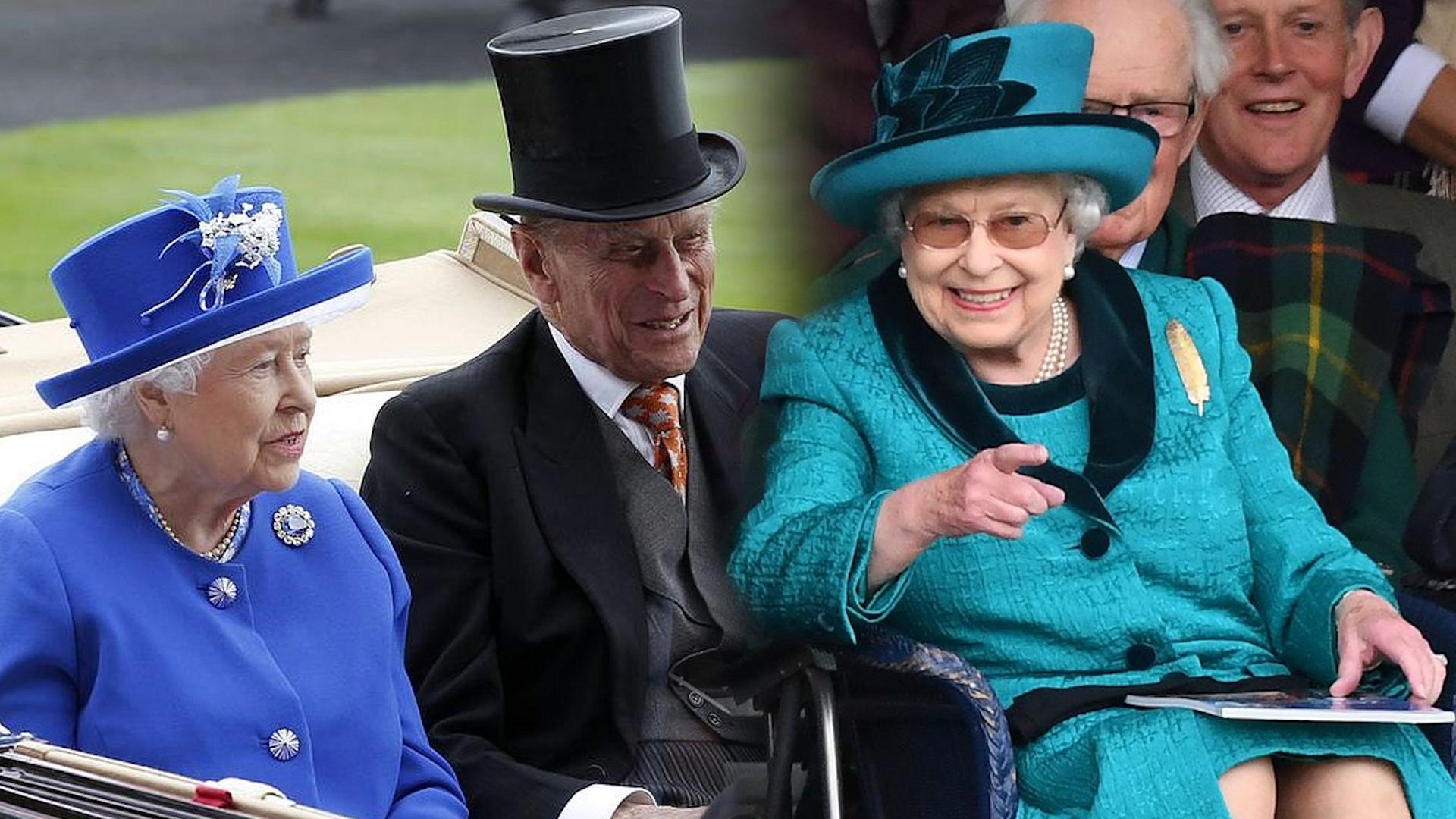 Książę Filip powiedział żart dotyczący CIAŁA królowej Elżbiety