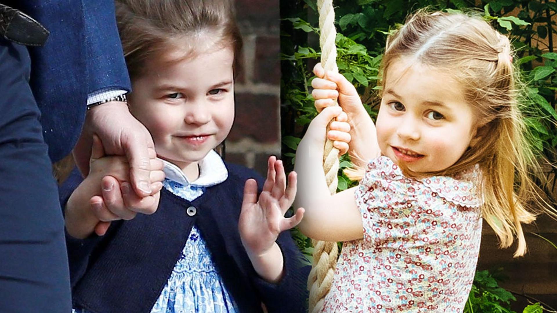 Księżniczka Charlotte w przyszłym tygodniu idzie do szkoły – oto jej plan zajęć