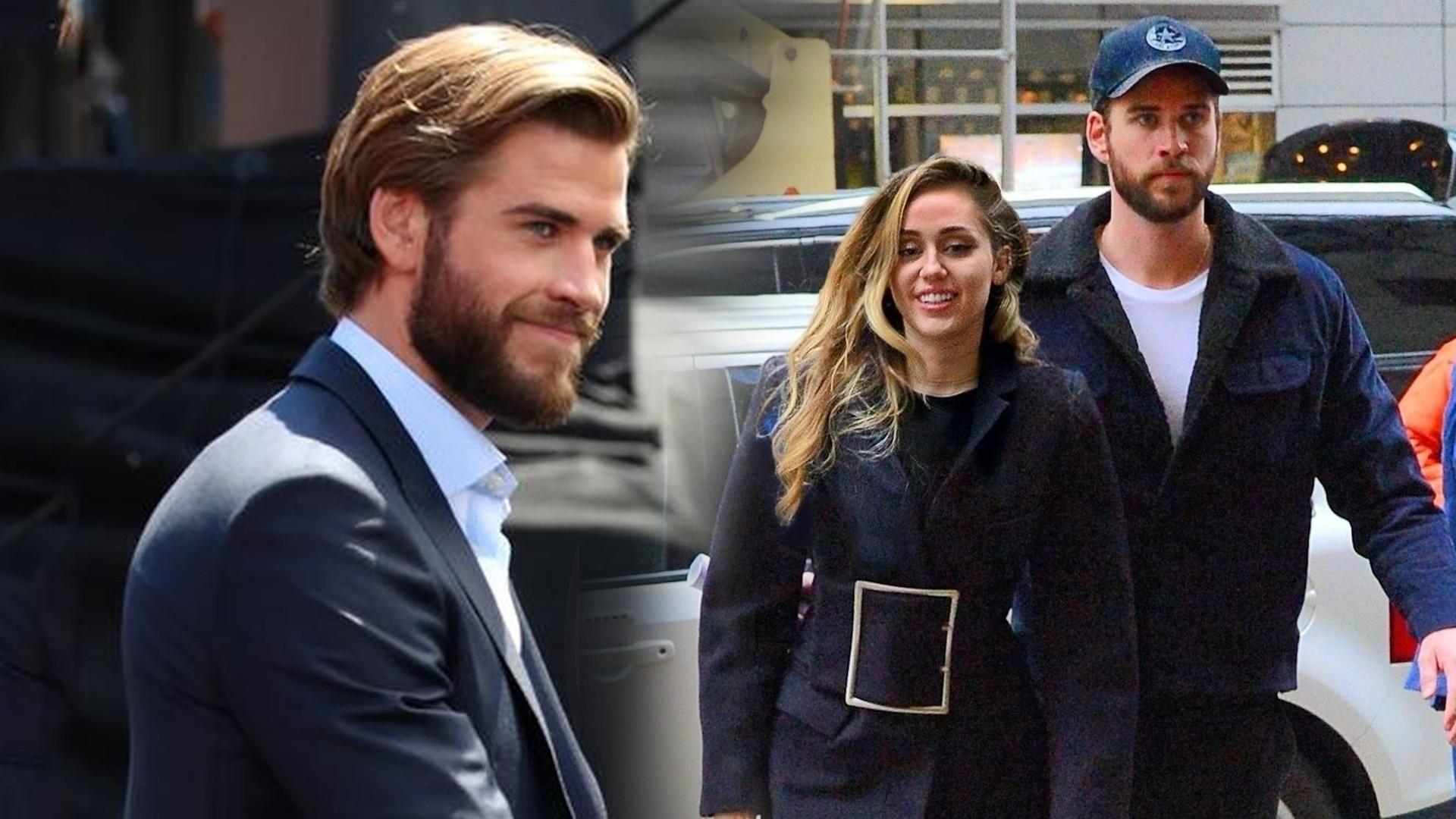 Liam Hemsworth KOMENTUJE rozstanie z Miley Cyrus
