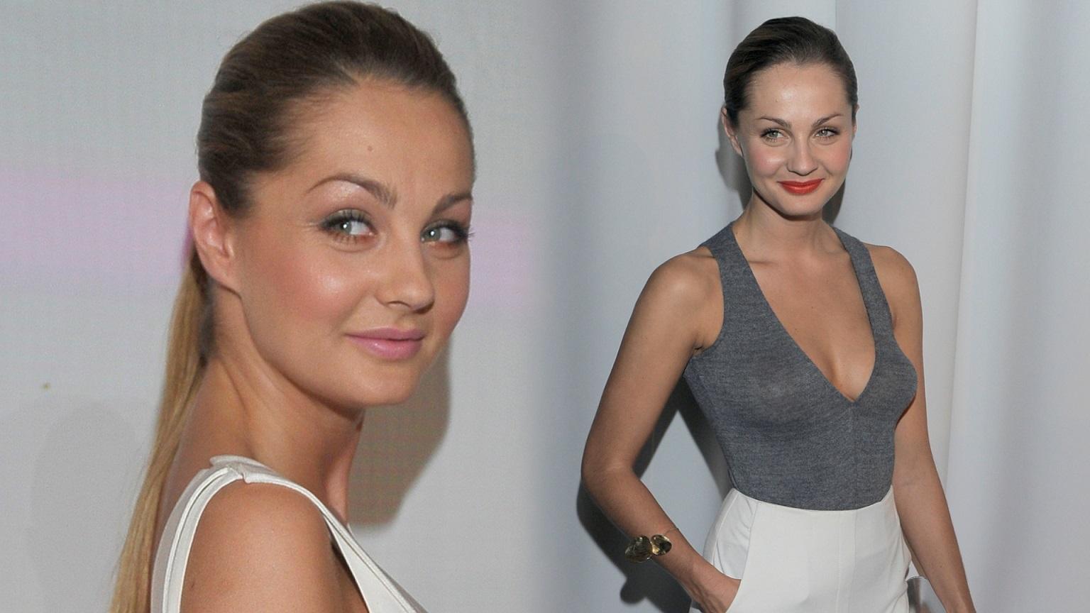 Małgorzata Socha chudnie w oczach. Wygląda lepiej niż przed trzema porodami (ZDJĘCIA)