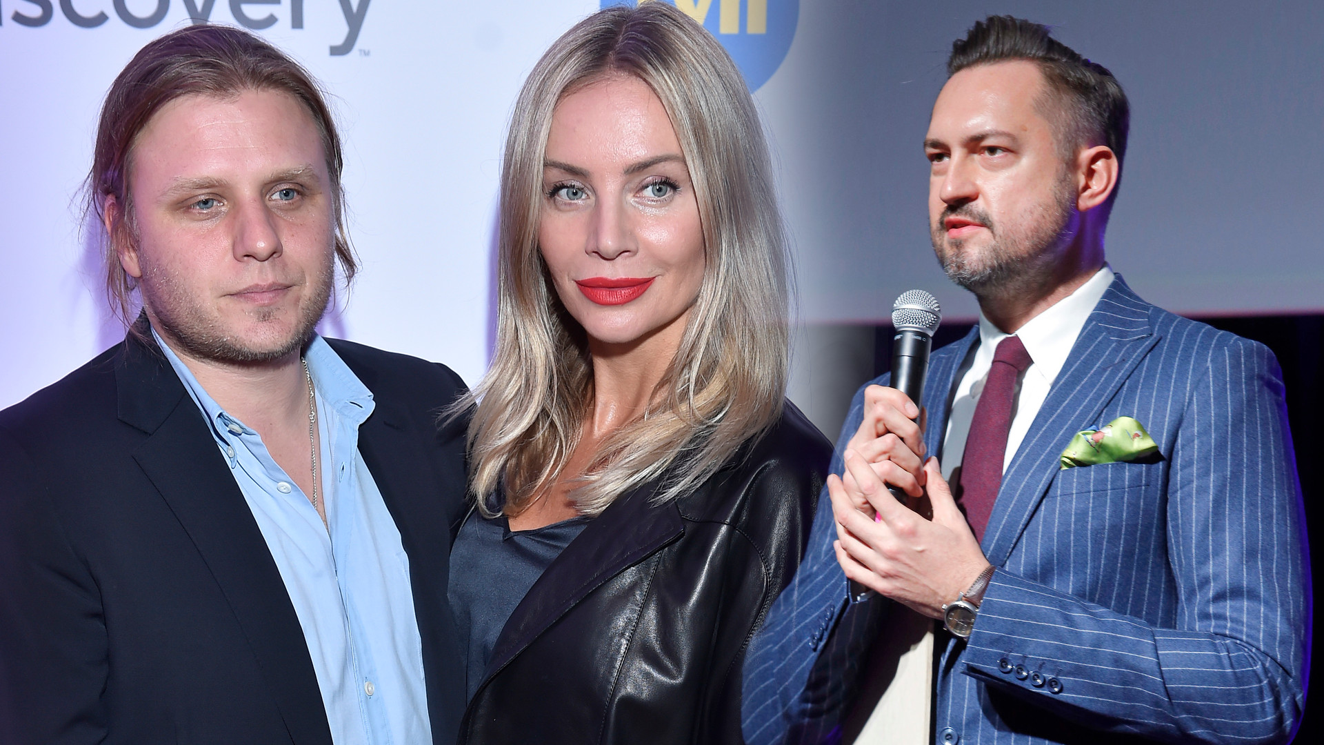 Marcin Prokop podczas konferencji TVN skierował do Agnieszki Woźniak-Starak te słowa
