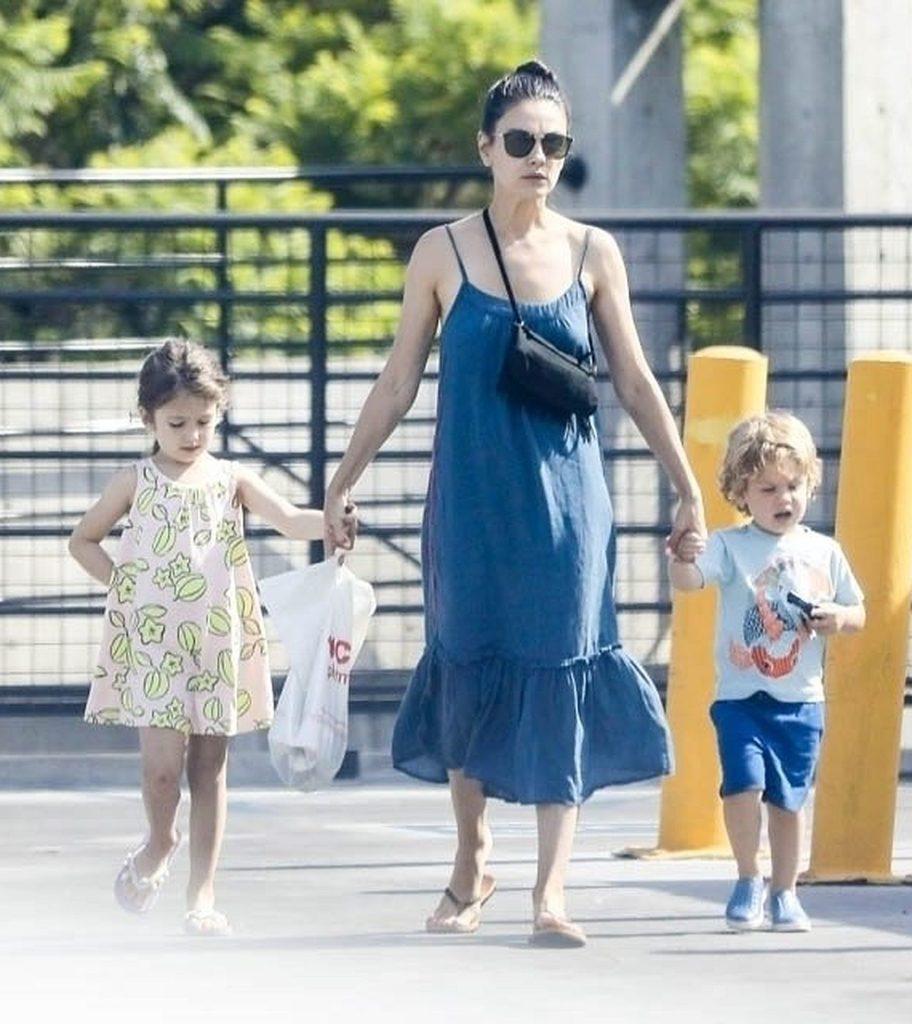 Mila Kunis z dziećmi