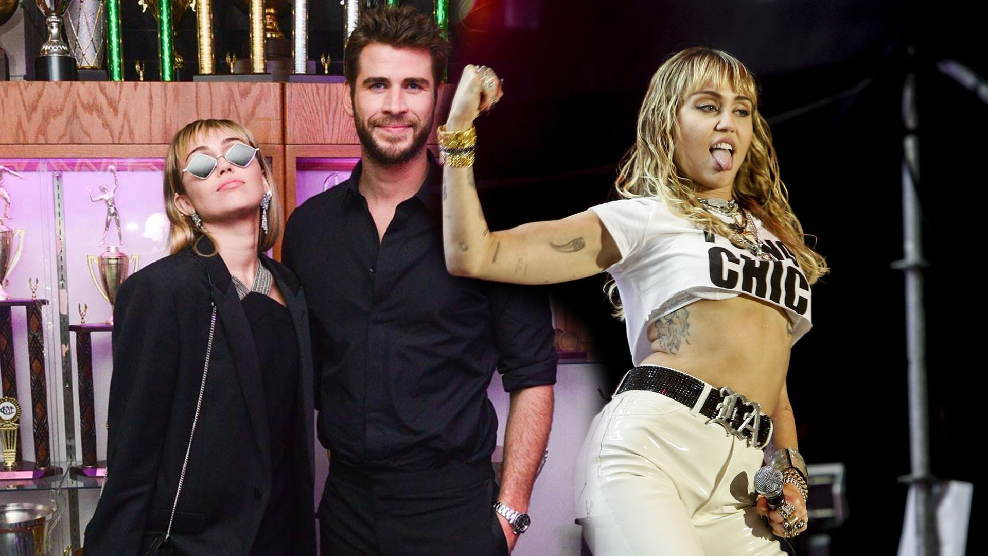 Miley Cyrus ROZGORYCZONA, po tym jak Liam Hemsworth złożył papiery o rozwód