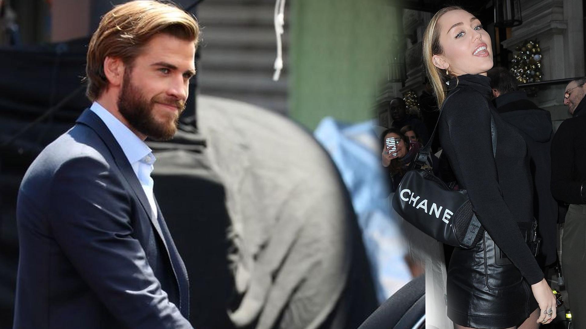 SZOK! Znamy powody rozstania Miley Cyrus z Liamem Hemsworthem