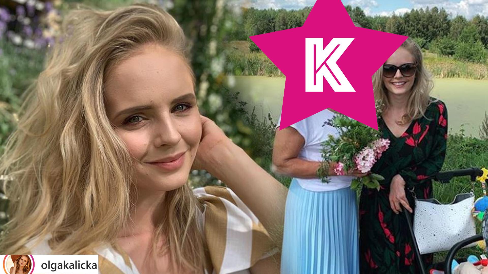 Olga Kalicka pokazała swoją PIĘKNĄ mamę – jest do niej bardzo podobna!