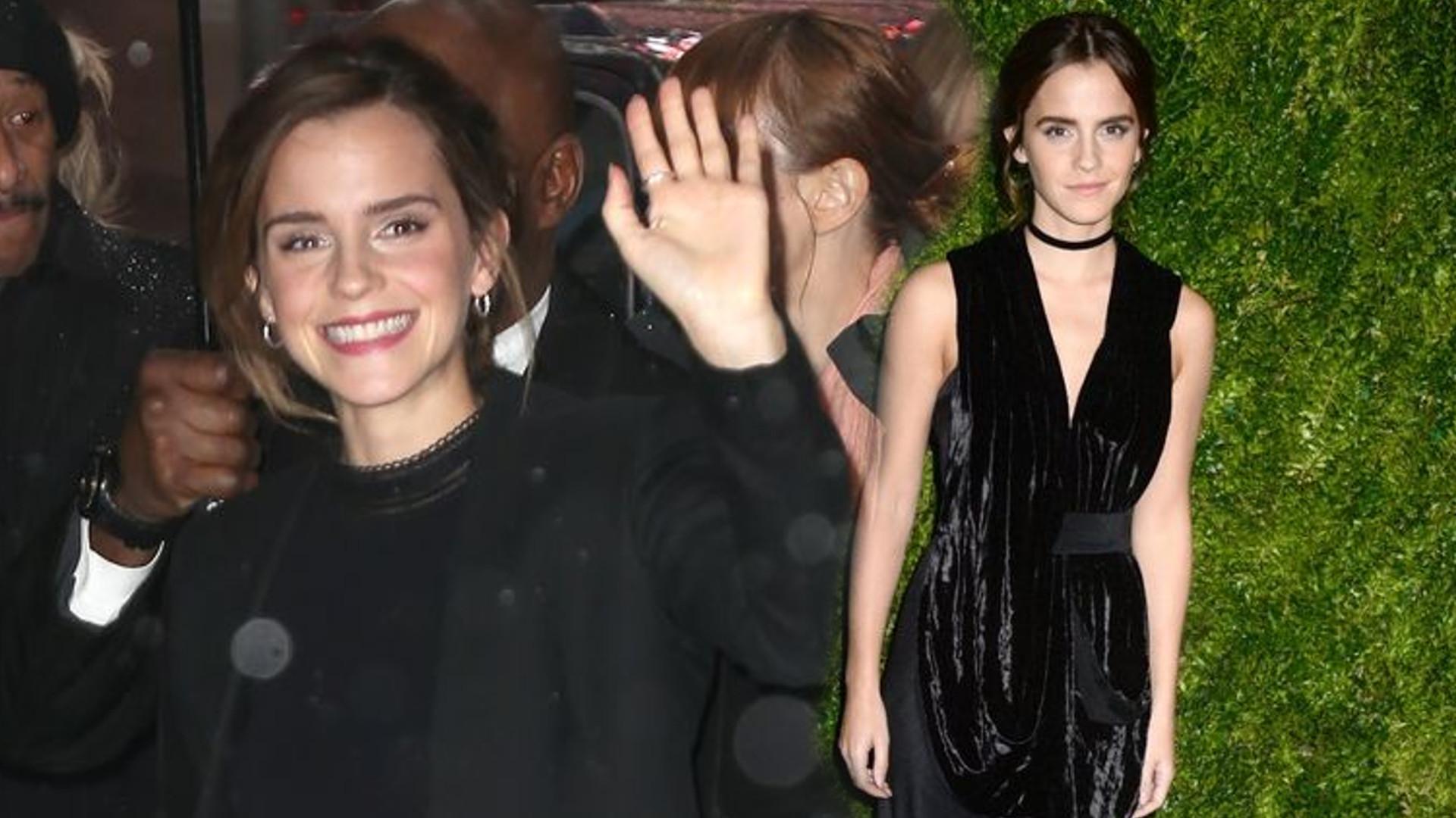 SZOK. Emma Watson ma nowego chłopaka – spotyka się z kolegą z planu Harrego Pottera!