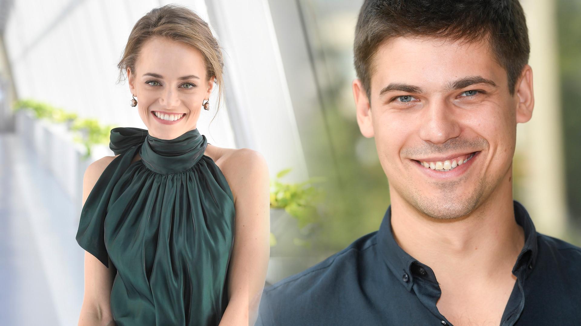 Gwiazdy serialu Zniewolona w Polsce! Piękna Katerina i przystojny Aleksiej (ZDJĘCIA)