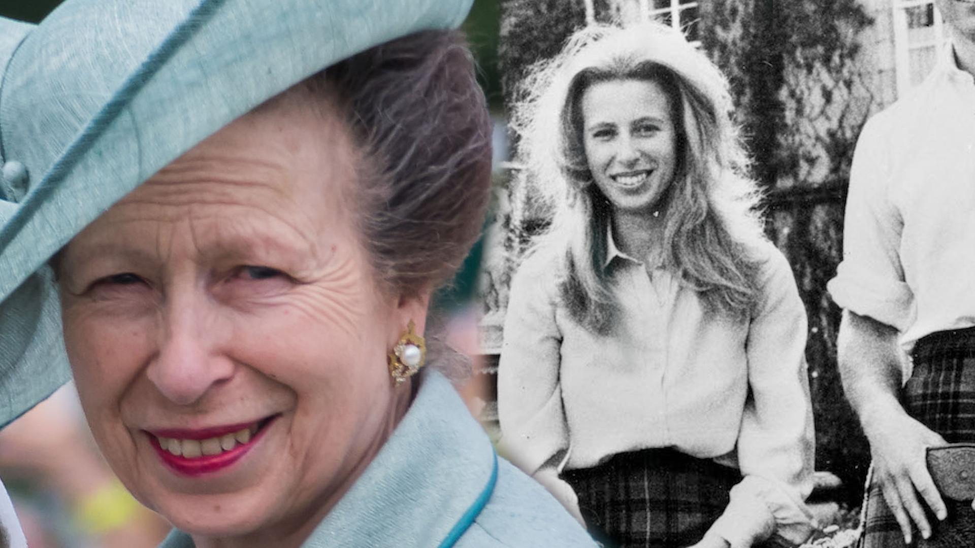 Księżniczka Anna – najbardziej bezbarwne dziecko Elżbiety II (ZDJĘCIA)