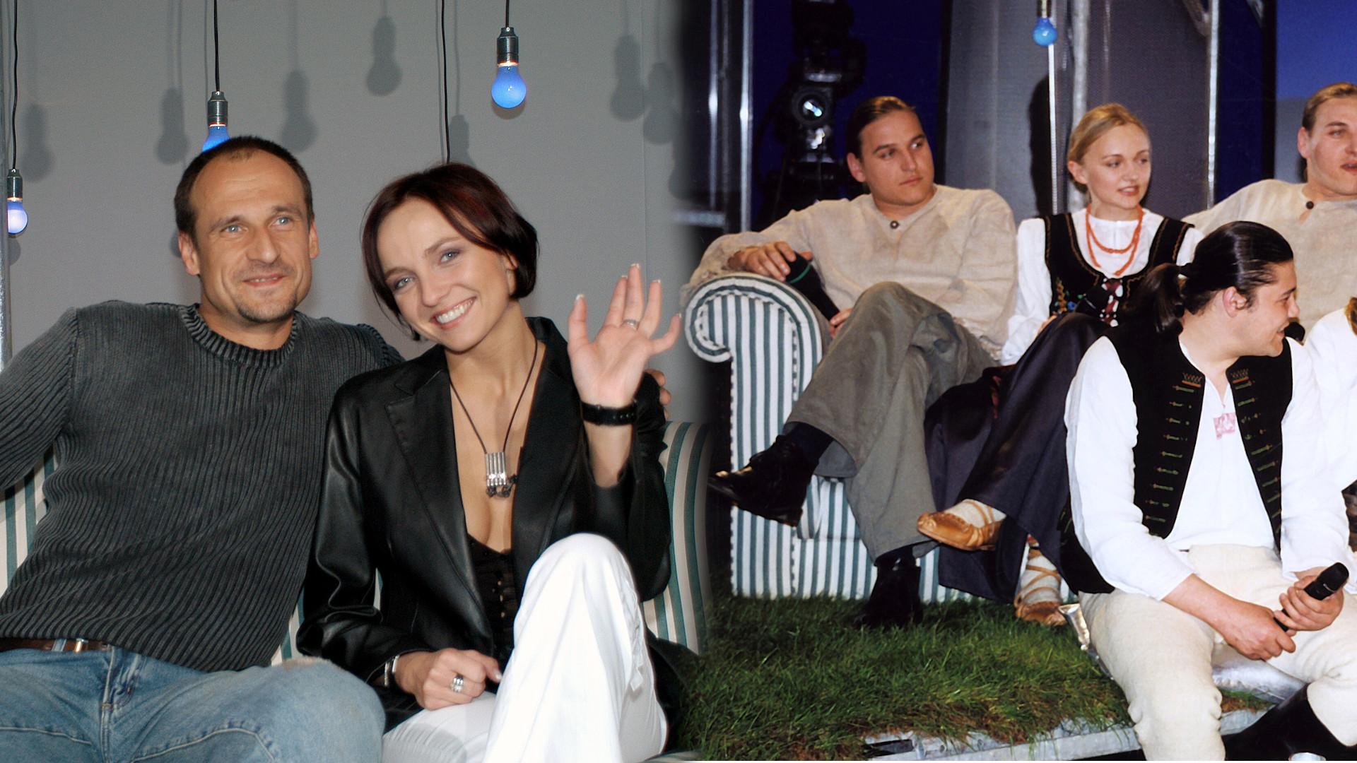 Ania Wyszkoni odnalazła kultową kanapę z Szansy na sukces. Zamiast tego, internauci skoncentrowali się na nogach gwiazdy