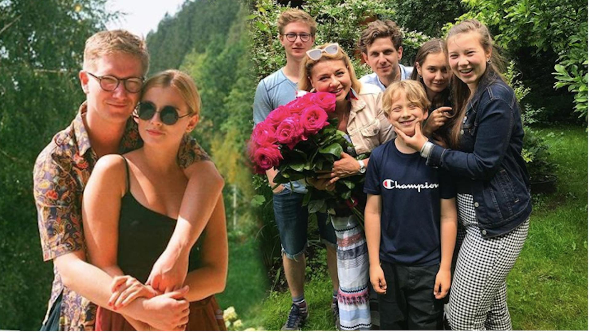 Rodzina Królikowskich się powiększyła. Joanna Jarmołowicz zdradziła imię dziecka (ZDJĘCIA)