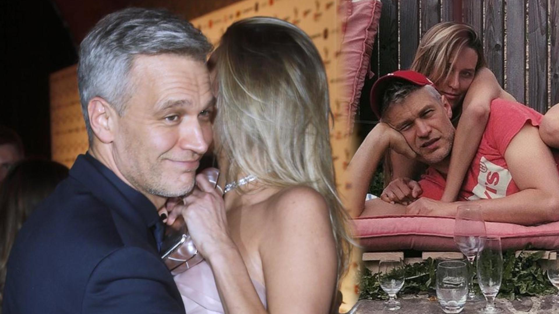 Michał Żebrowski uchwycił żonę w bardzo INTYMNYM momencie (VIDEO)