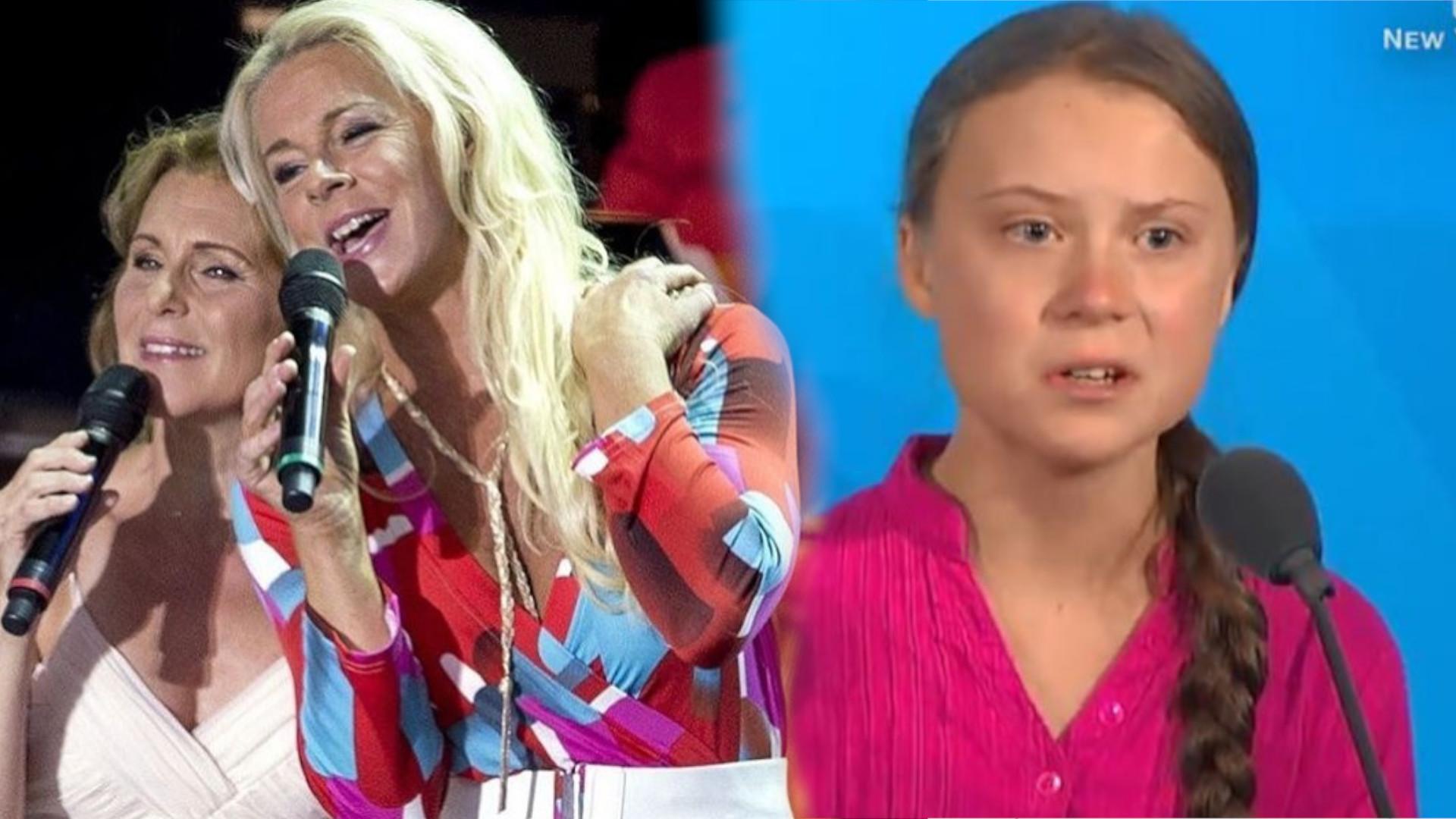 OMG! Matka Grety Thunberg jest znaną piosenkarką