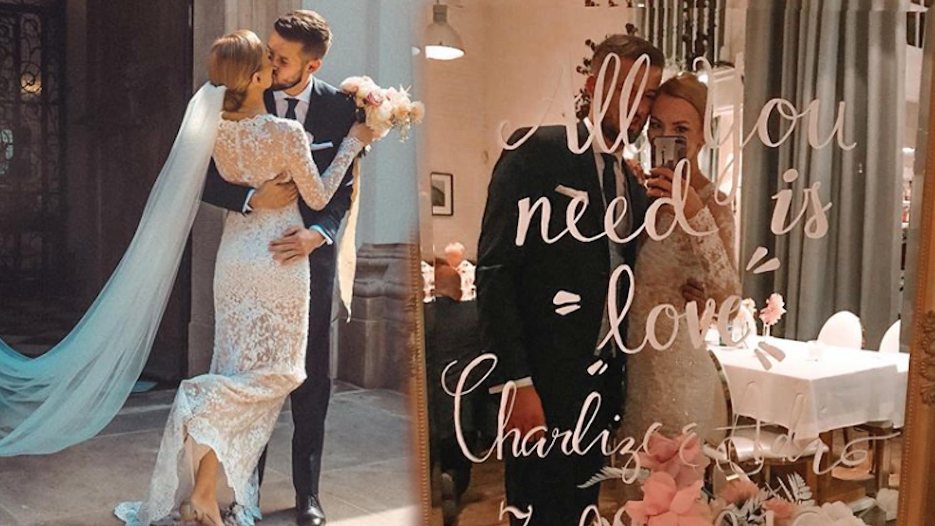 Jedna z pierwszych blogerek  w Polsce wzięła ślub. Iście amerykański!