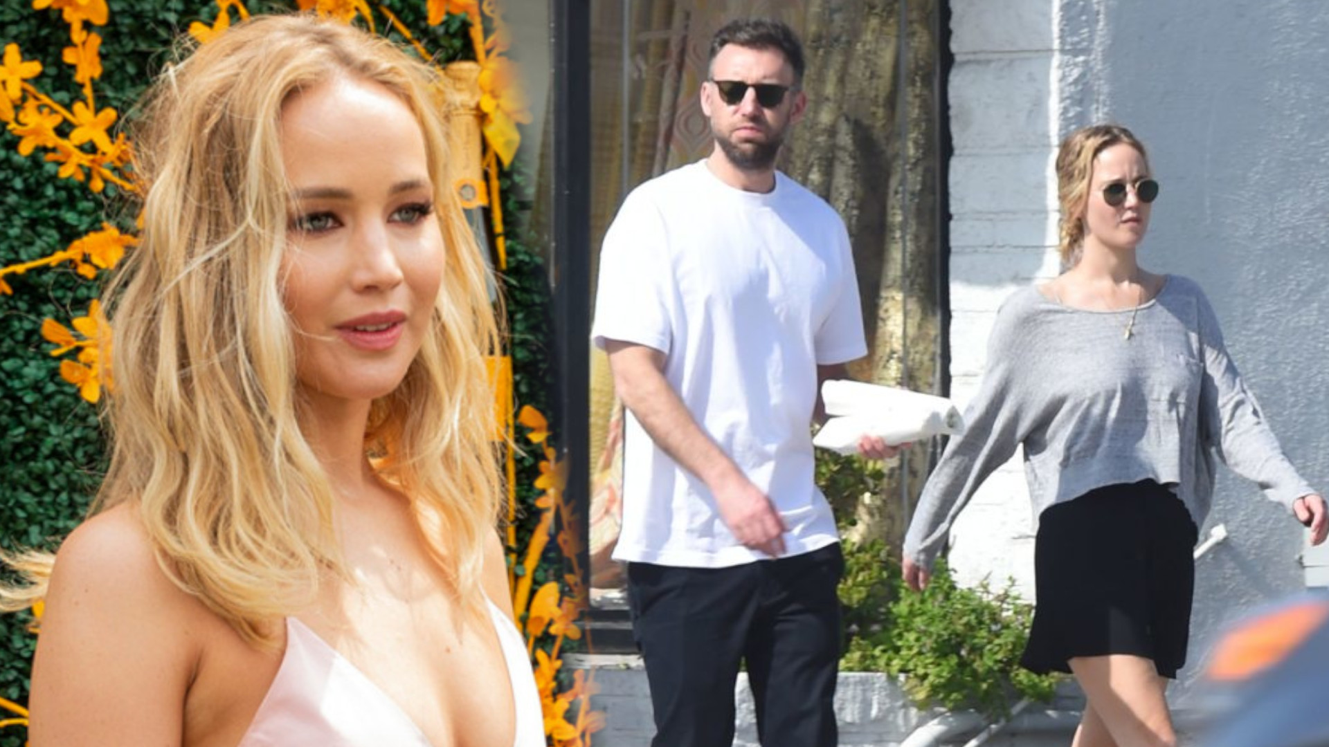 Jennifer Lawrence potajemnie wzięła ślub? Mamy zdjęcia