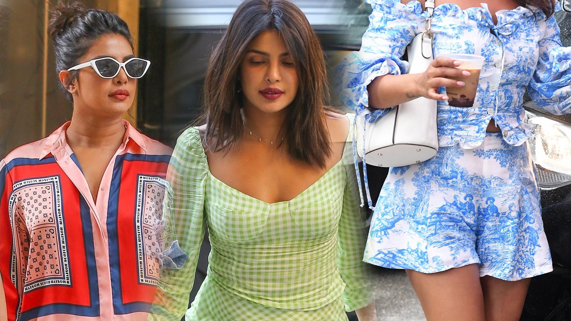 Styl Priyanki Chopry – jak wygląda na co dzień, a jak na czerwonym dywanie?