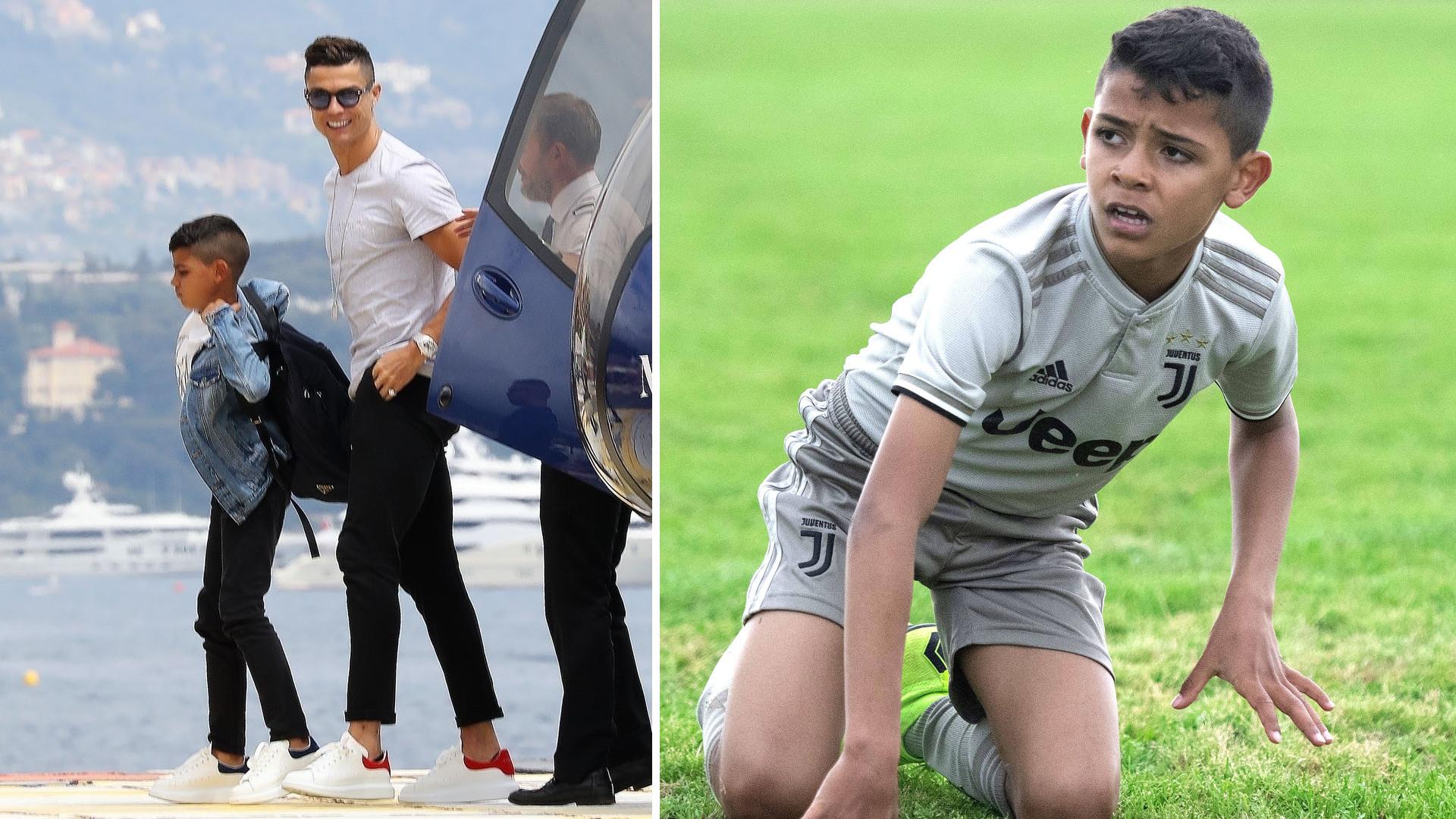 Cristiano Ronaldo mówi SZOKUJĄCĄ prawdę o swoim synu