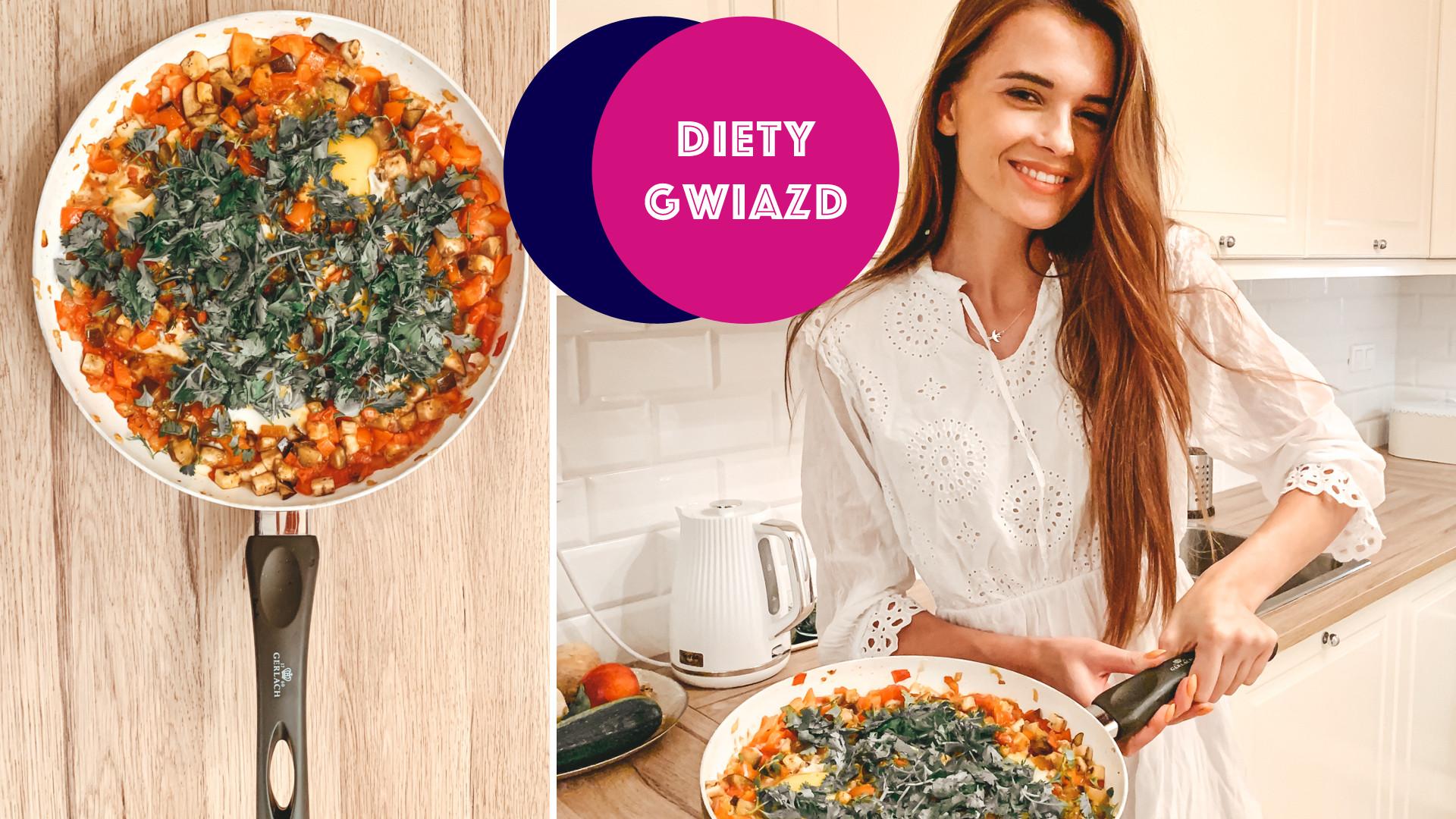 Diety gwiazd – SZAKSZUKA, czyli wielki bałagan! Dziś pożywne śniadanie modelki (VIDEO)