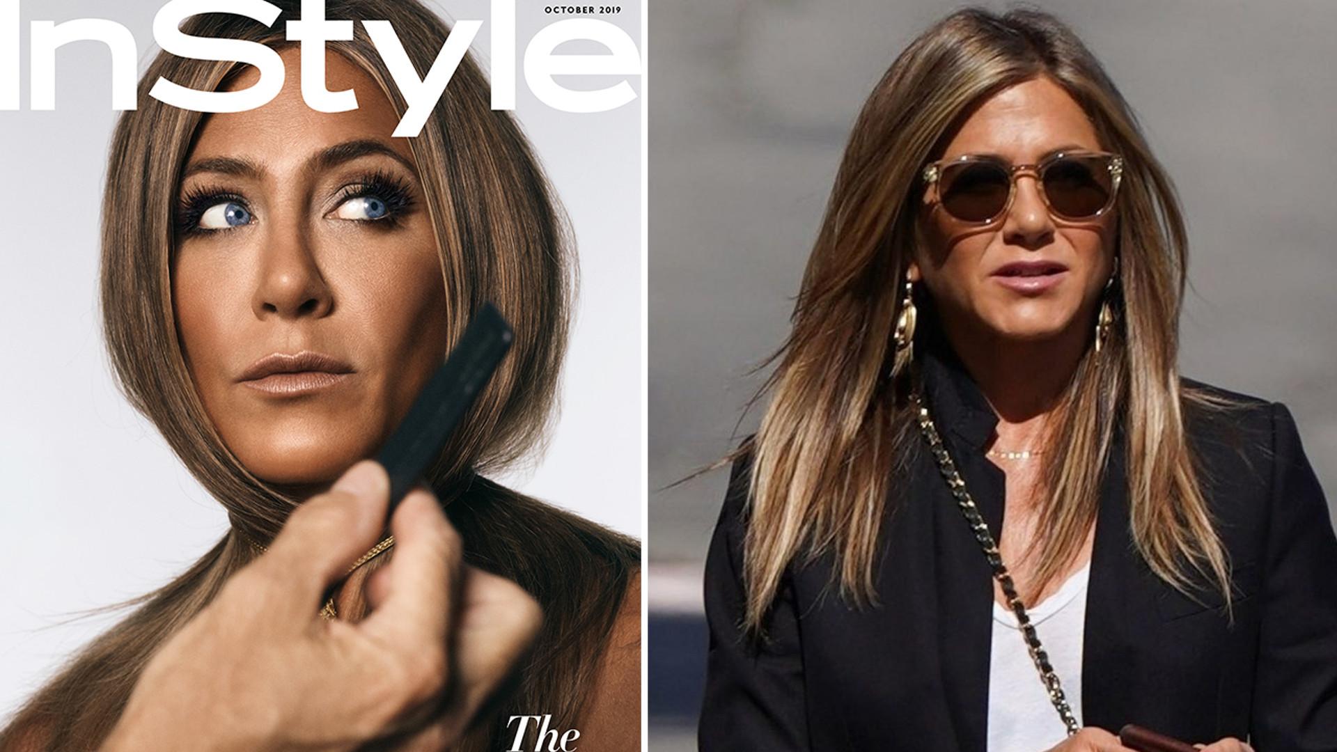 Jest JEDNA rzecz, której Jennifer Aniston nie lubi w STARZENIU się – chodzi o wygląd