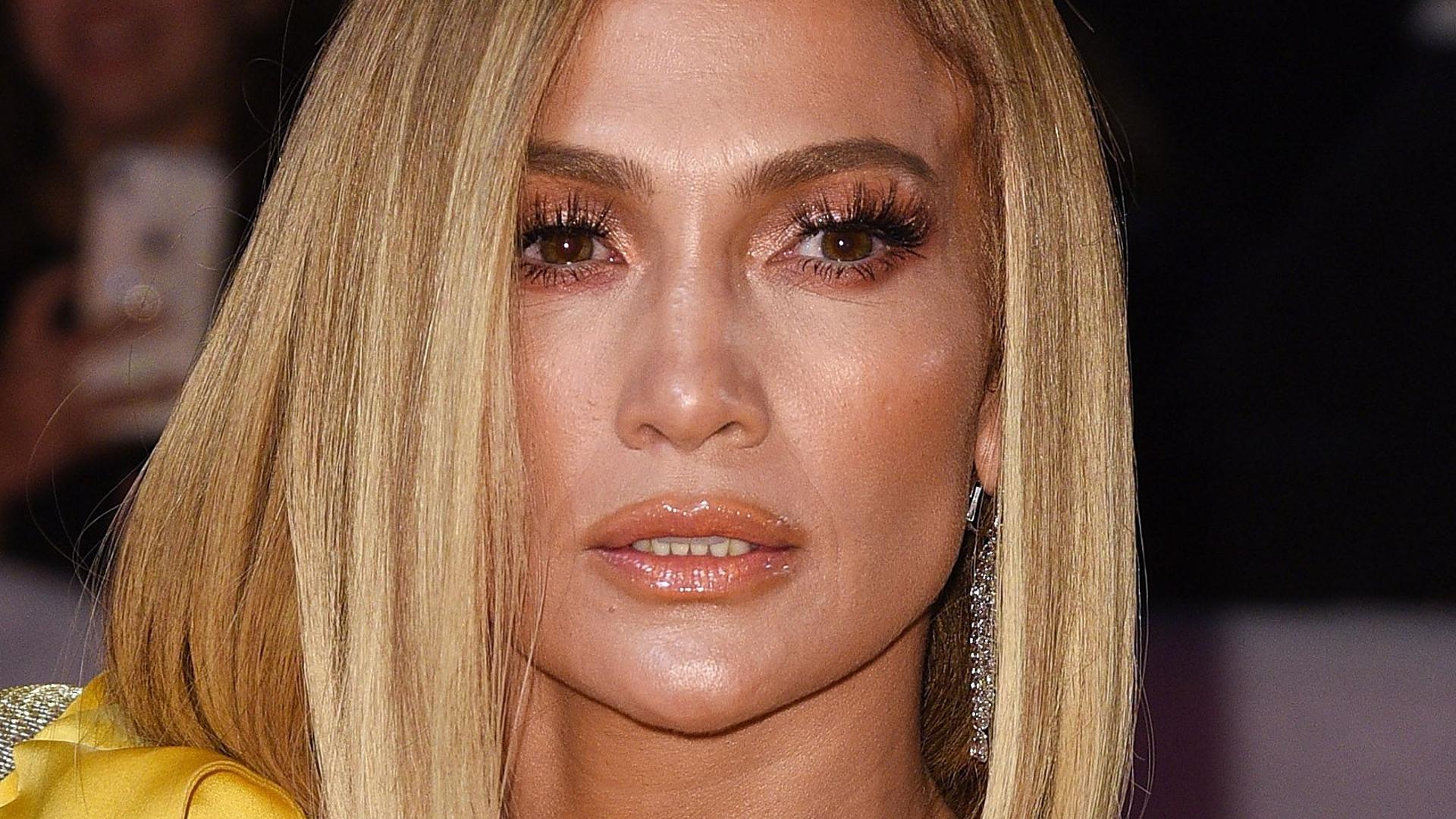 Jennifer Lopez została blondynką