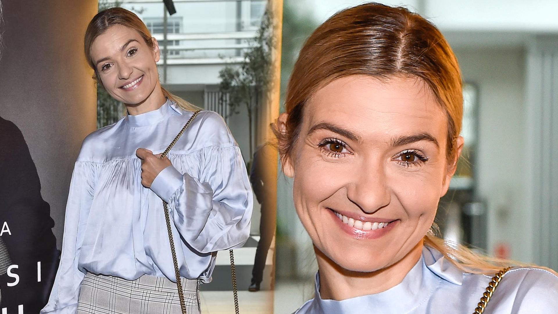 Jaka ona jest szczupła! Joanna Koroniewska wygląda jak MODELKA (ZDJĘCIA)