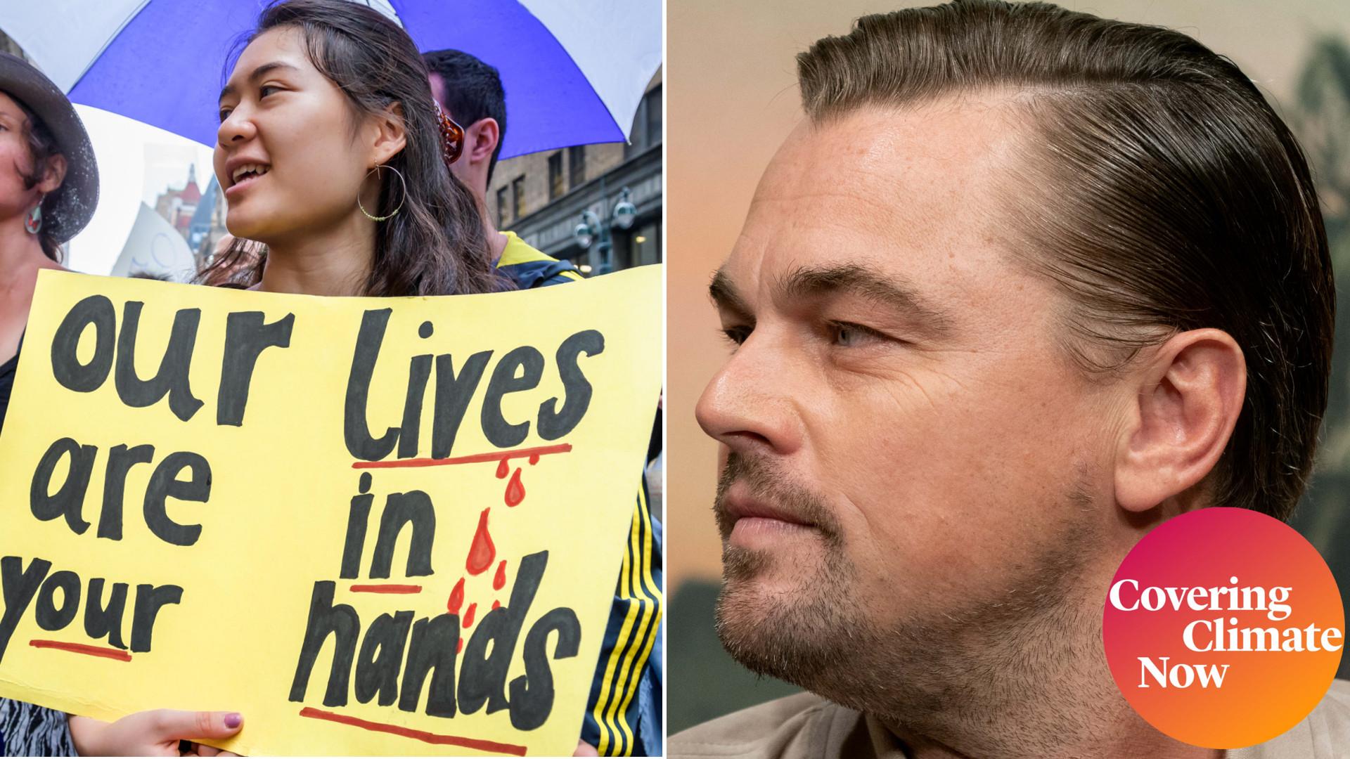 Wstrząsające zdjęcia na Instagramie Leonardo DiCaprio: czy czeka nas ZAGŁADA?