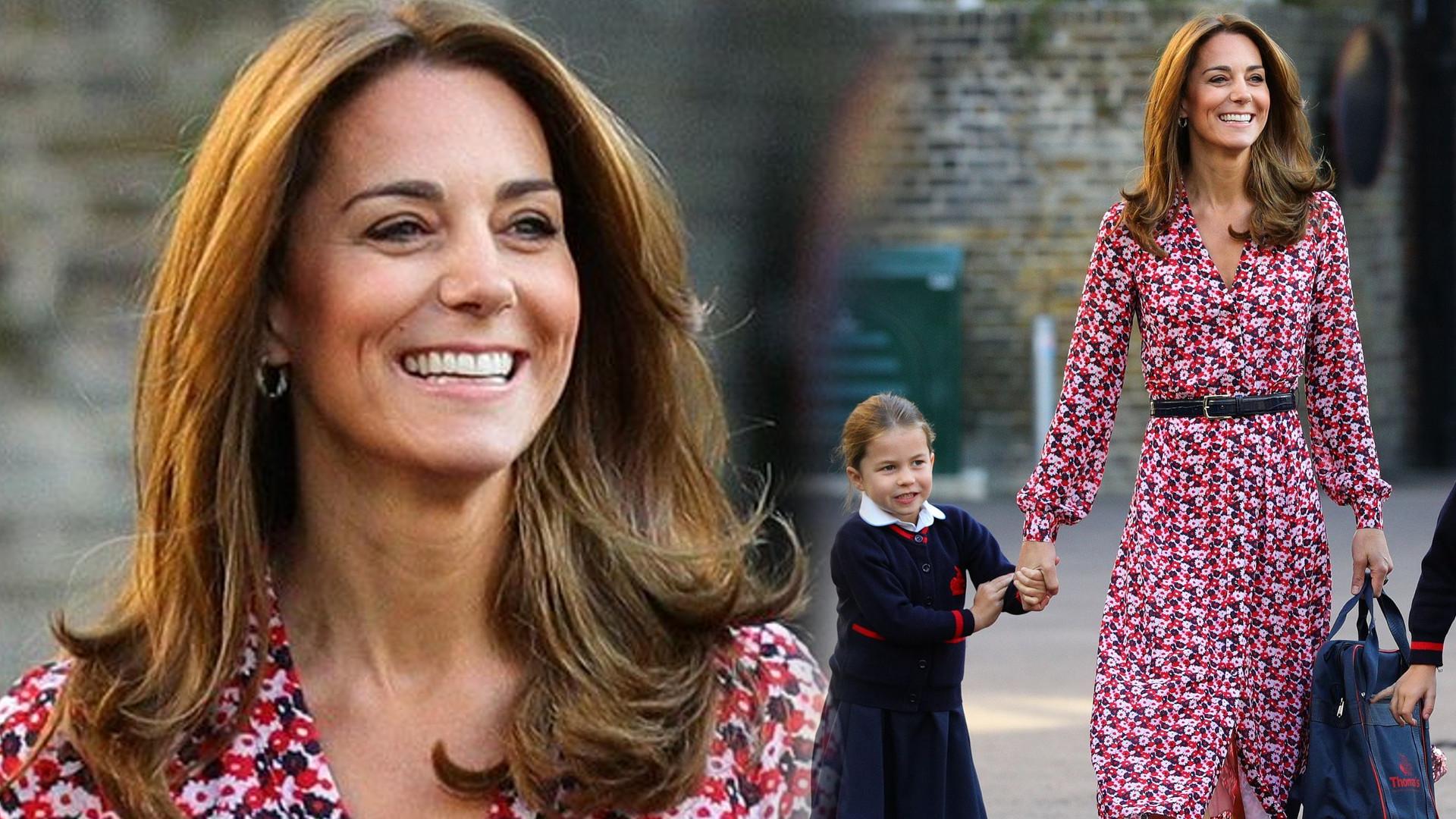 Księżna Kate wcale nie jest najbardziej interesującą kobietą w szkole George'a i Charlotte