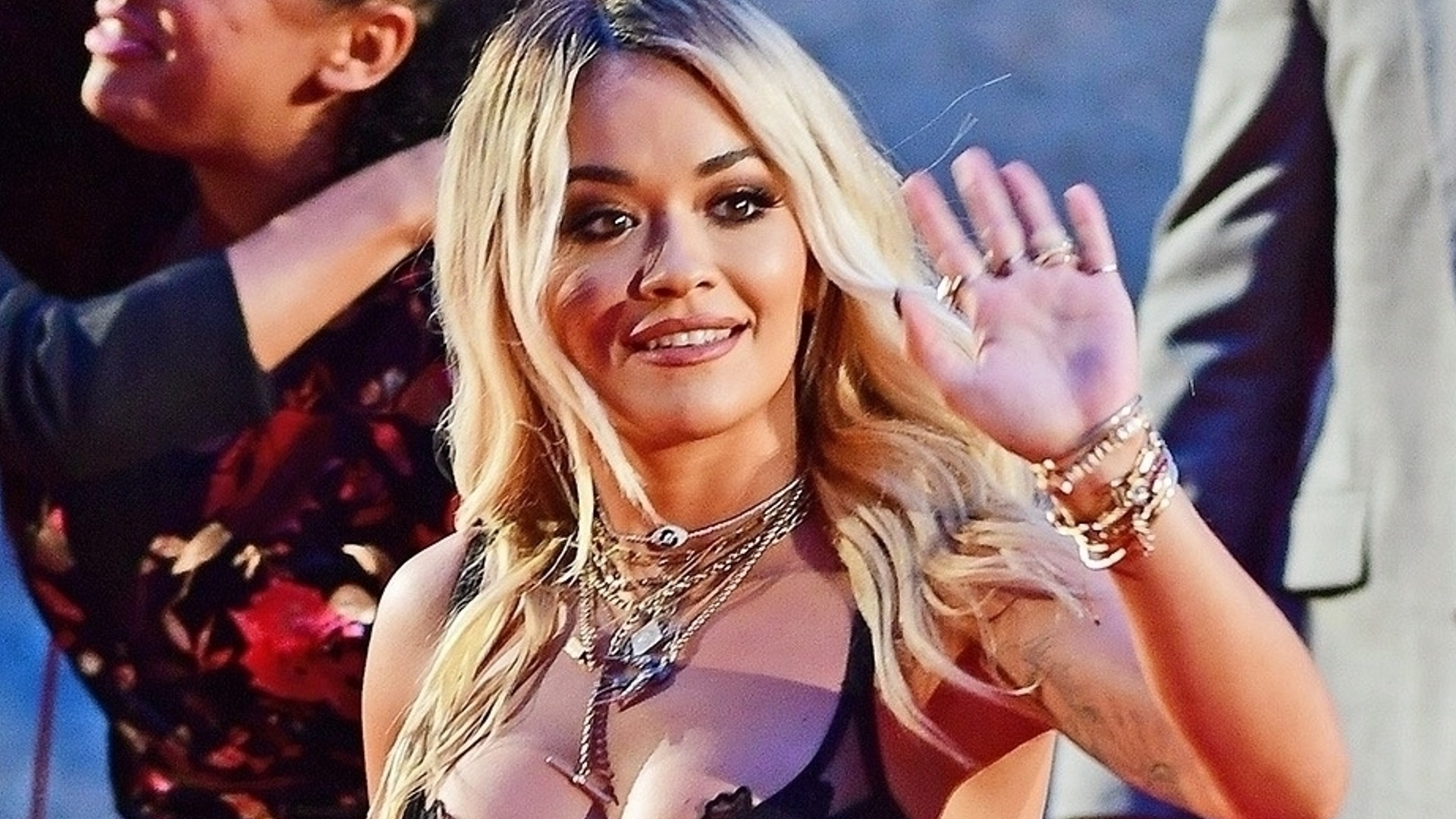 Rita Ora GQ Awards top