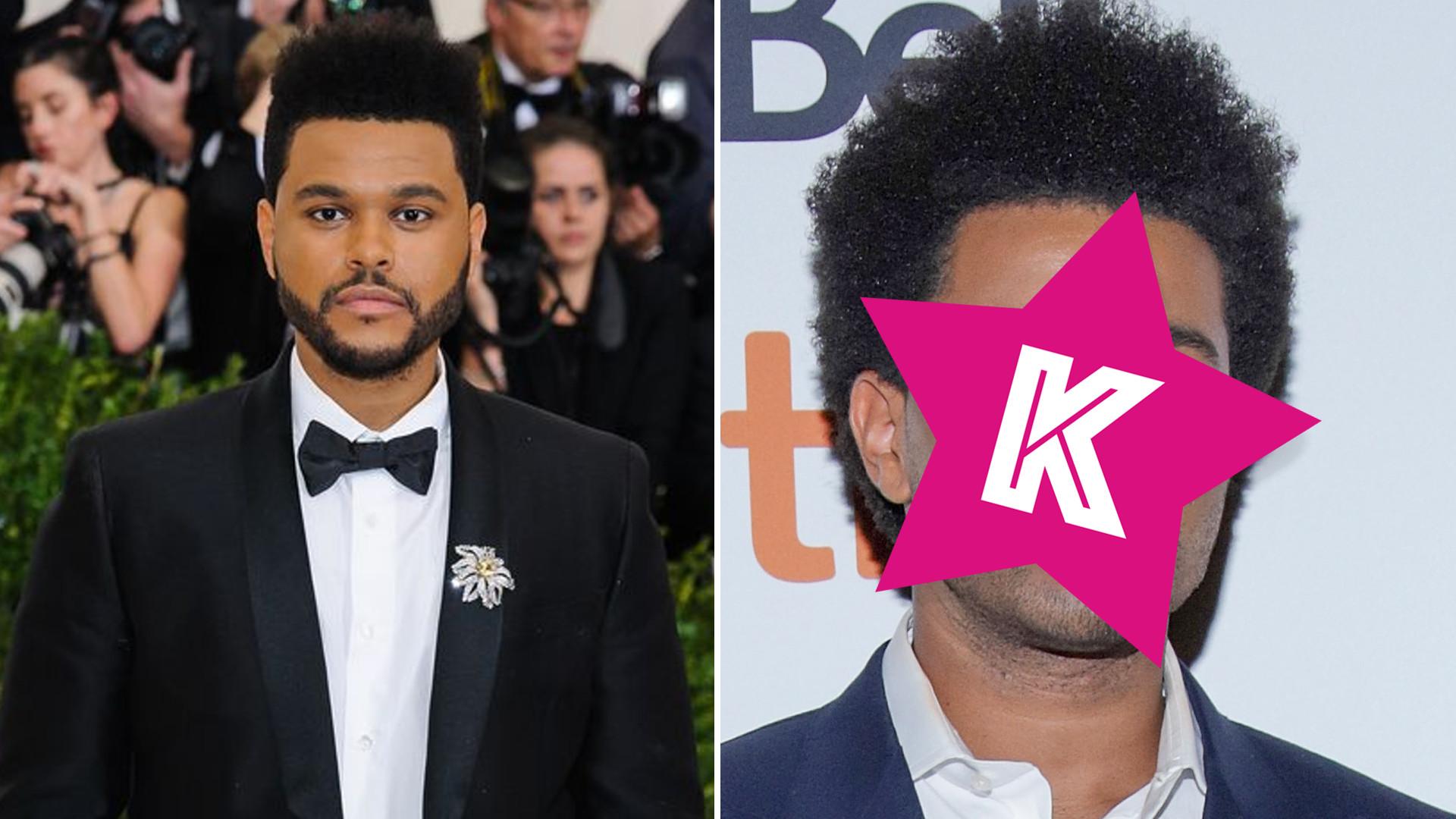 OMG! The Weeknd zmienił się NIE DO POZNANIA! (ZDJĘCIA)