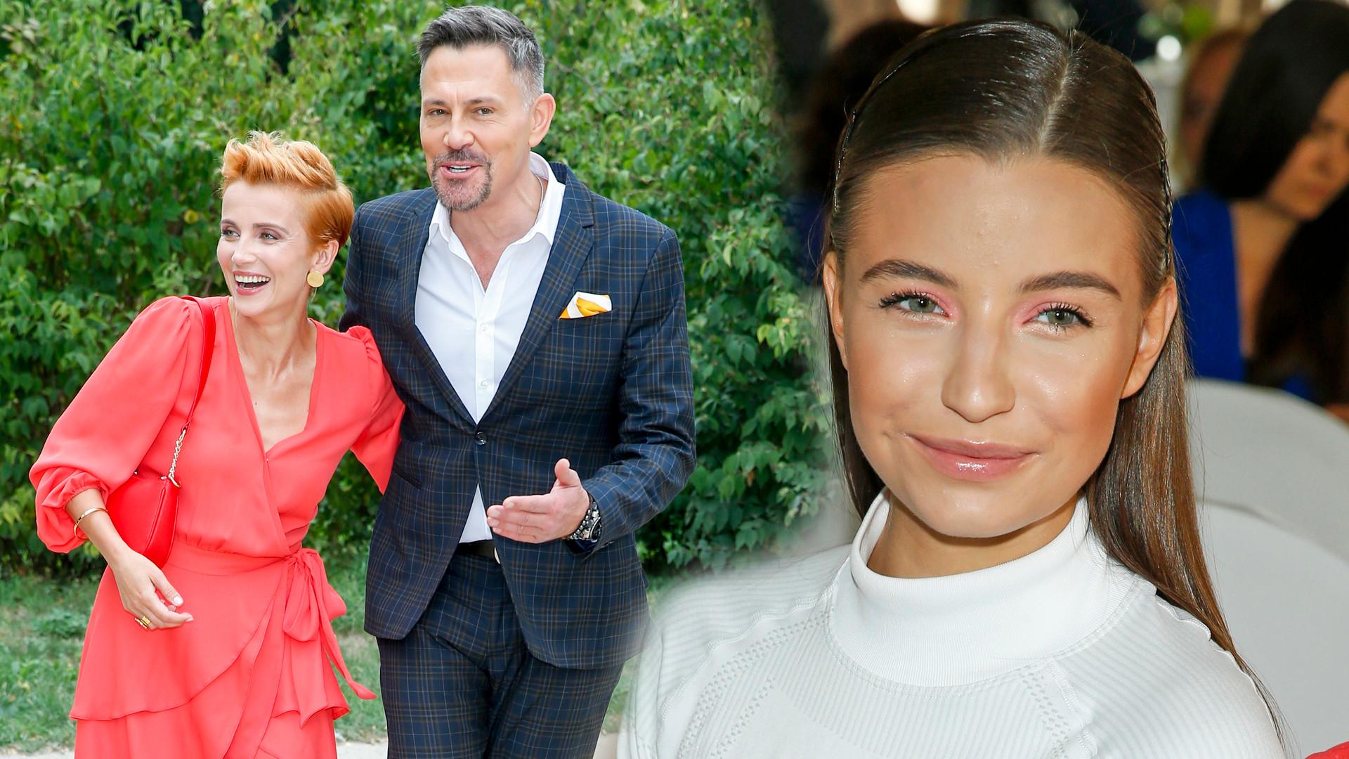 Julia Wieniawa i jej makijaż GLOW promują nowy sezon serialu Zawsze warto (ZDJĘCIA)
