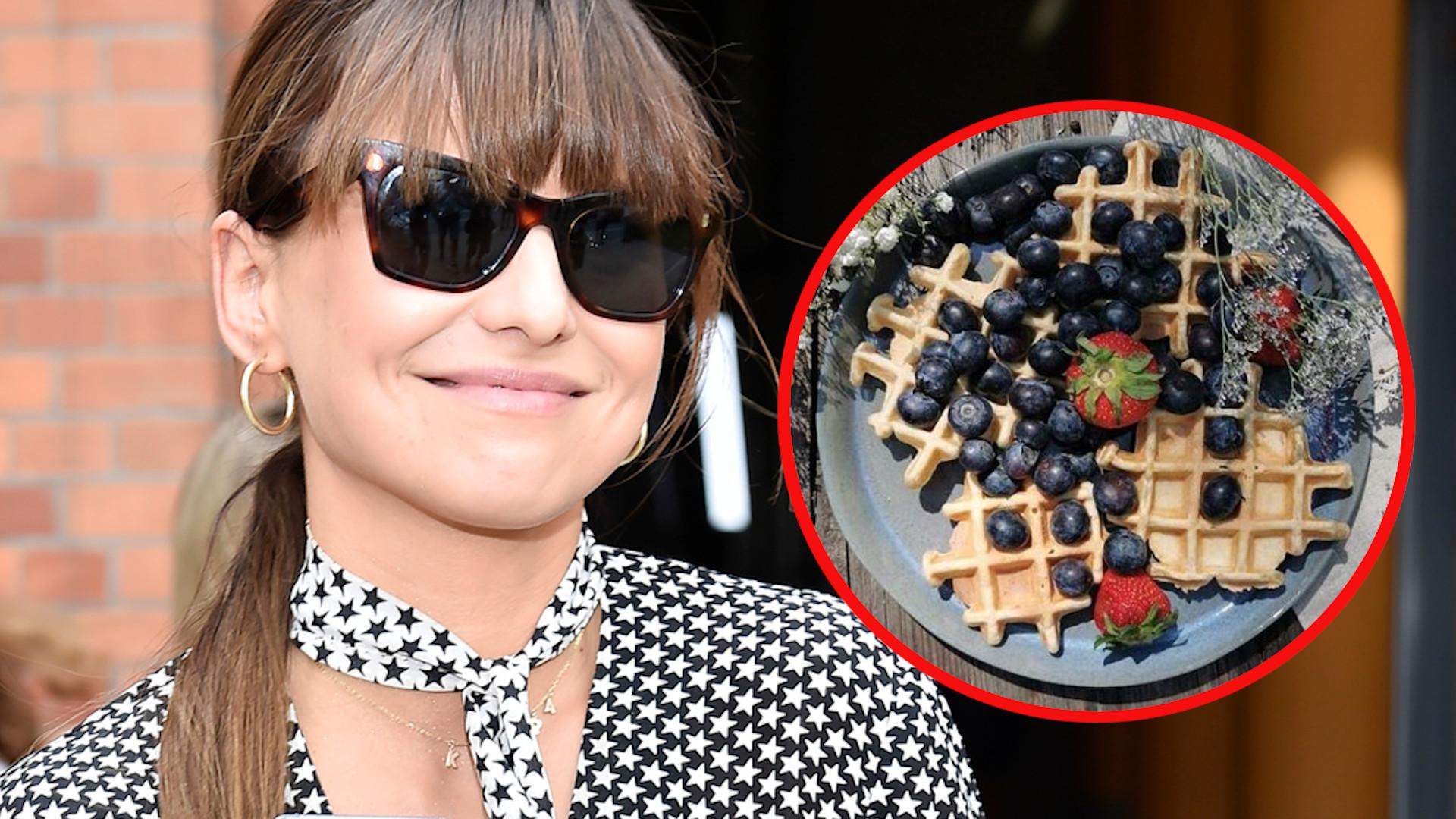 Anna Lewandowska pokazała, co je na ŚNIADANIE – nie oszczędza sobie cukru