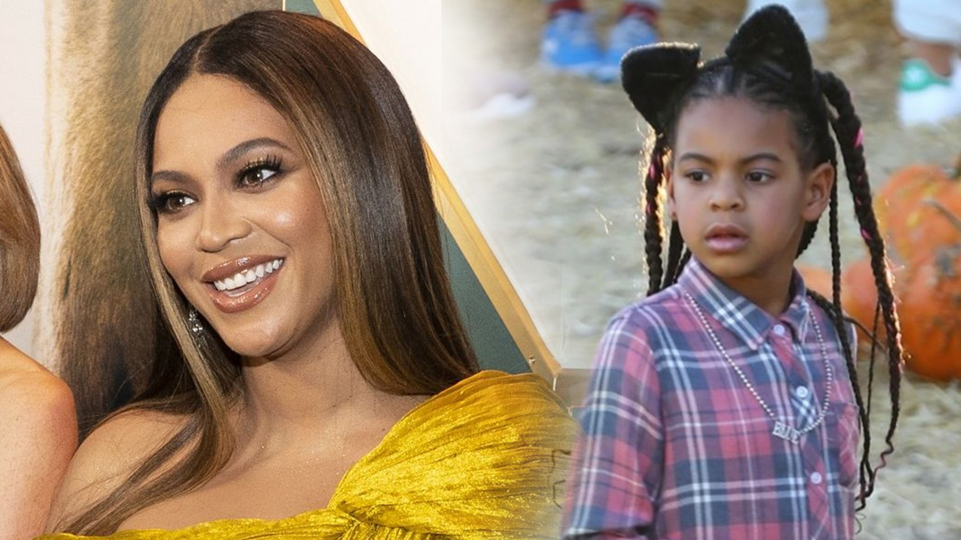 Dawno nie widzieliśmy bliźniaków Beyonce – Rumi jest bardzo podobna do Blue Ivy!