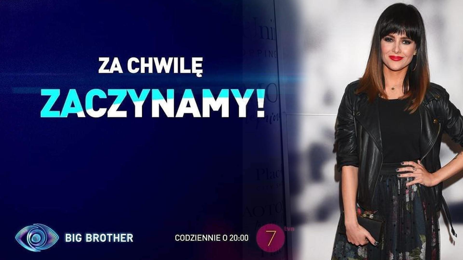 """Agnieszka Woźniak-Starak nie poprowadzi nowej edycji """"Big Brothera"""""""