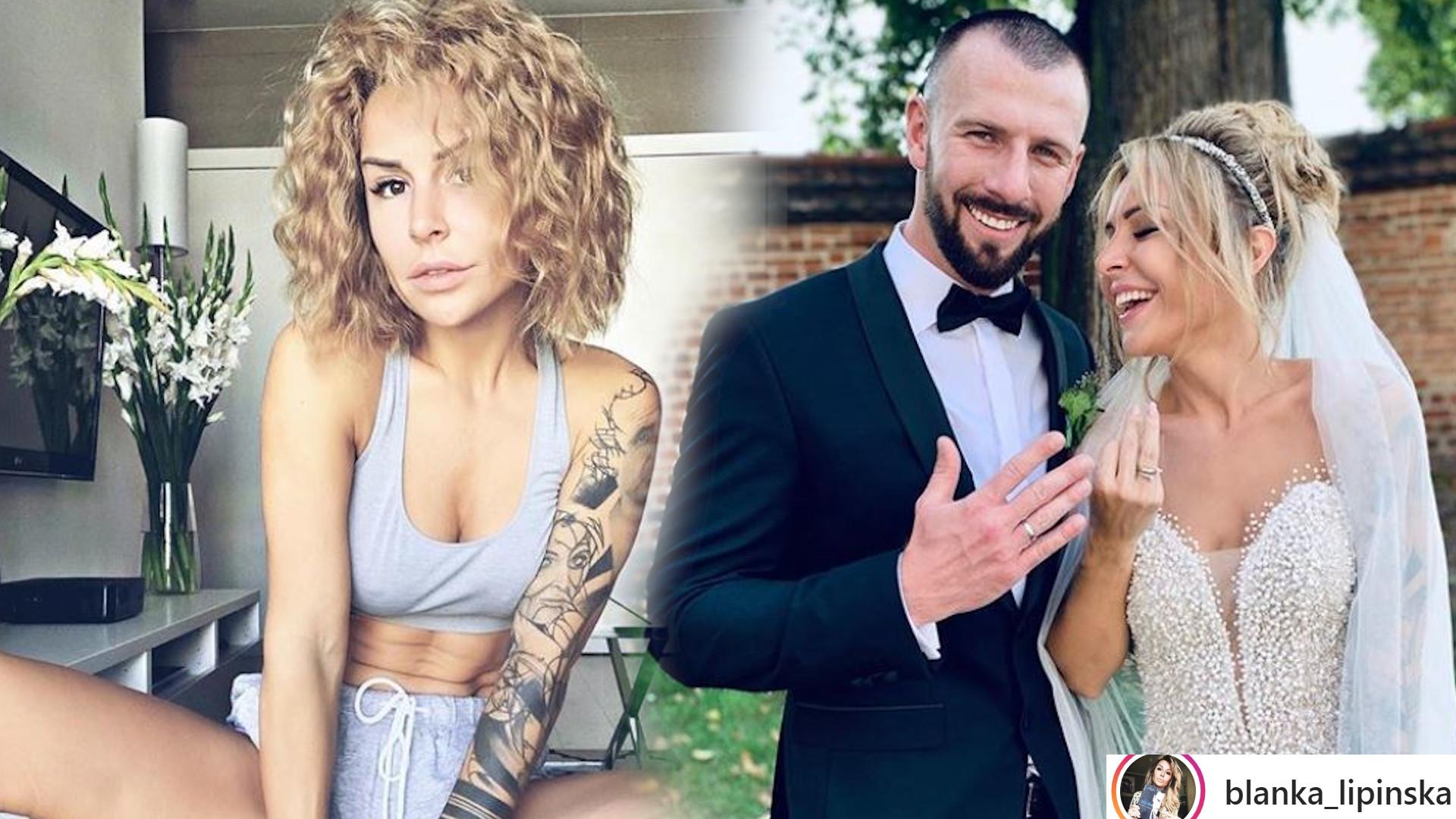 Fani są WŚCIEKLI na Blankę Lipińską za kłamstwo o ślubie: Jestem strasznie ZNIESMACZONA