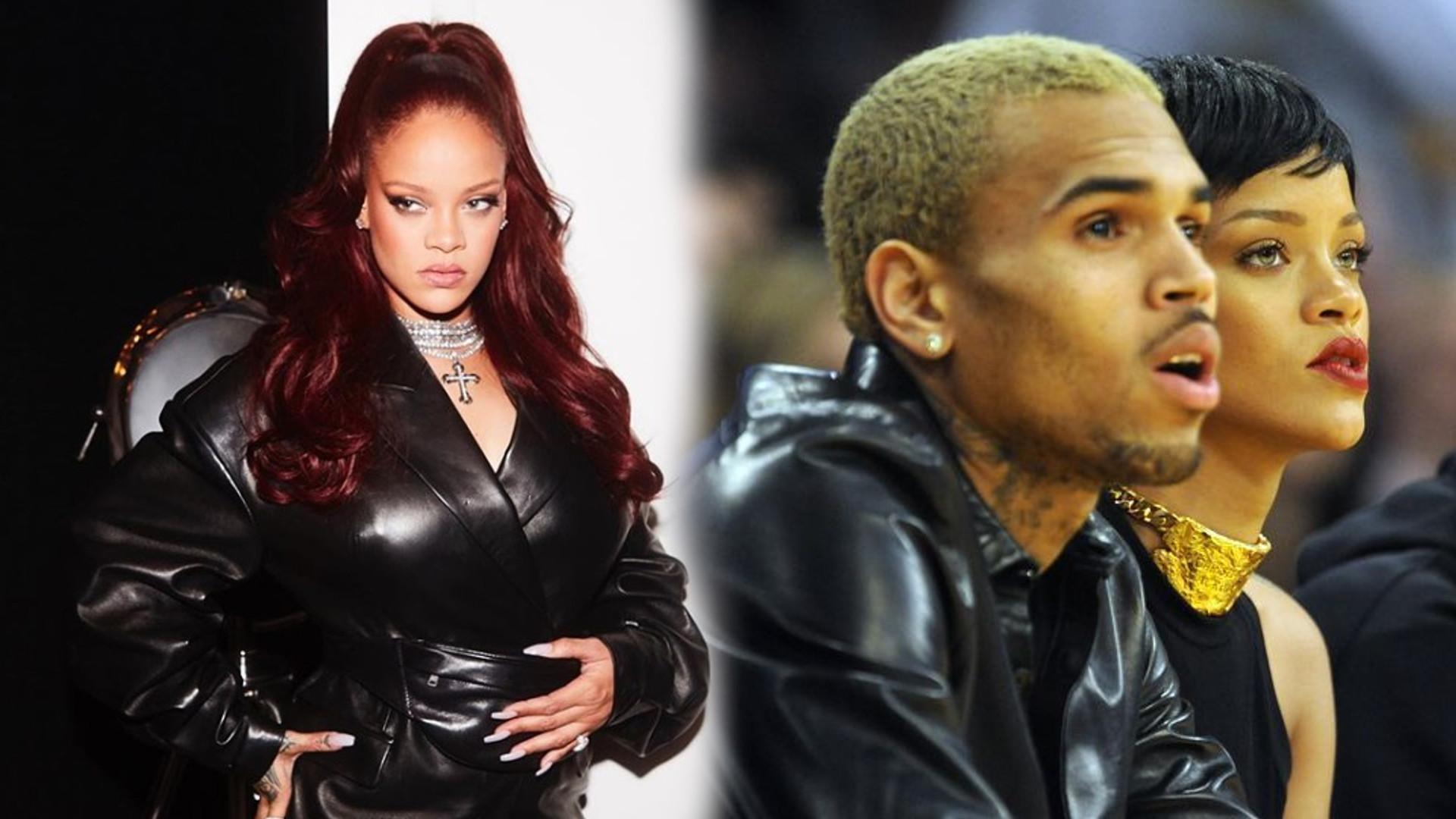 Chris Brown podrywa Rihannę na Instagramie. Fani wokalistki są WŚCIEKLI!