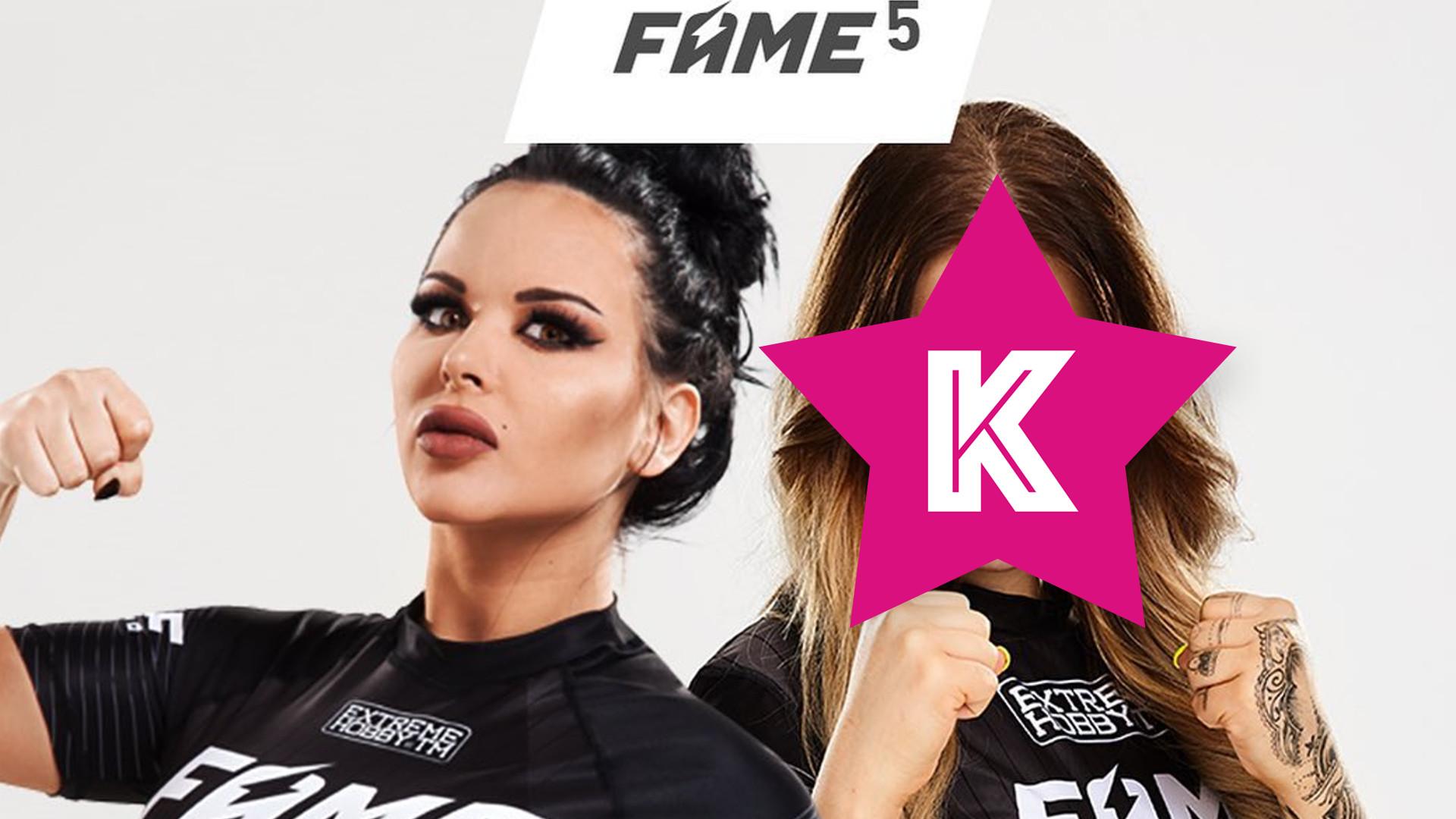 FAME MMA 5: Podano nowe gwiazdy, które zawalczą w oktagonie! Szykuje się emocjonująca walka