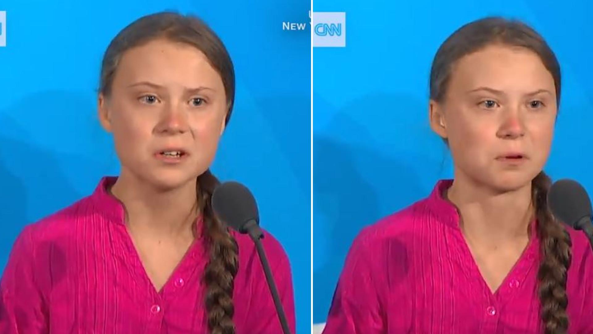 16-letnia Greta Thunberg na Szczycie Klimatycznym: Ukradliście moje marzenia, moje dzieciństwo
