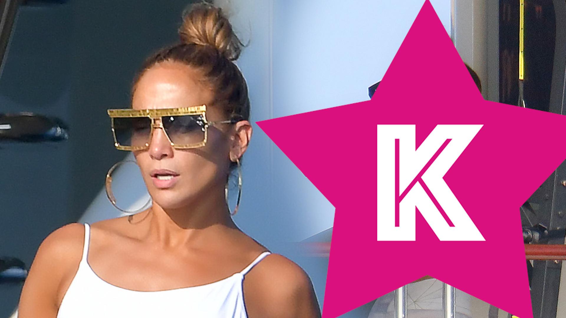 WOW! Zobaczcie, co Jennifer Lopez robi na jachcie. Nic dziwnego, że ma TAKIE ciało