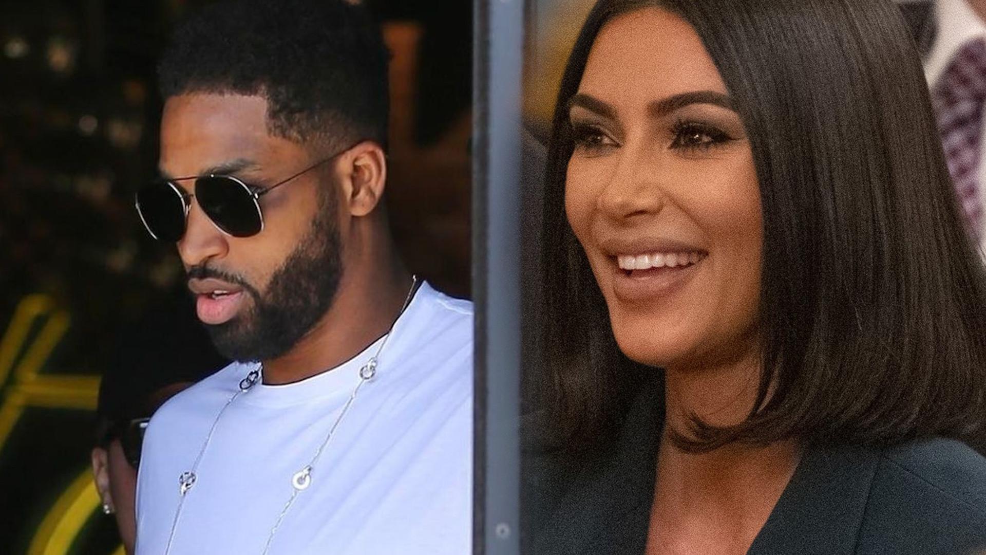 Kim Kardashian w zaskakujący sposób wypowiedziała się na temat Tristana Thompsona