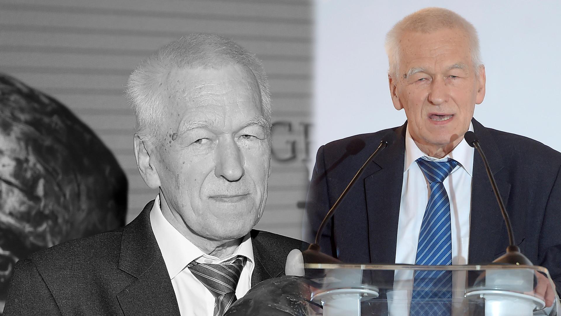 Zmarł KORNEL MORAWIECKI. Legendarny opozycjonista w czasach PRL a także ojciec premiera, Mateusza Morawieckiego